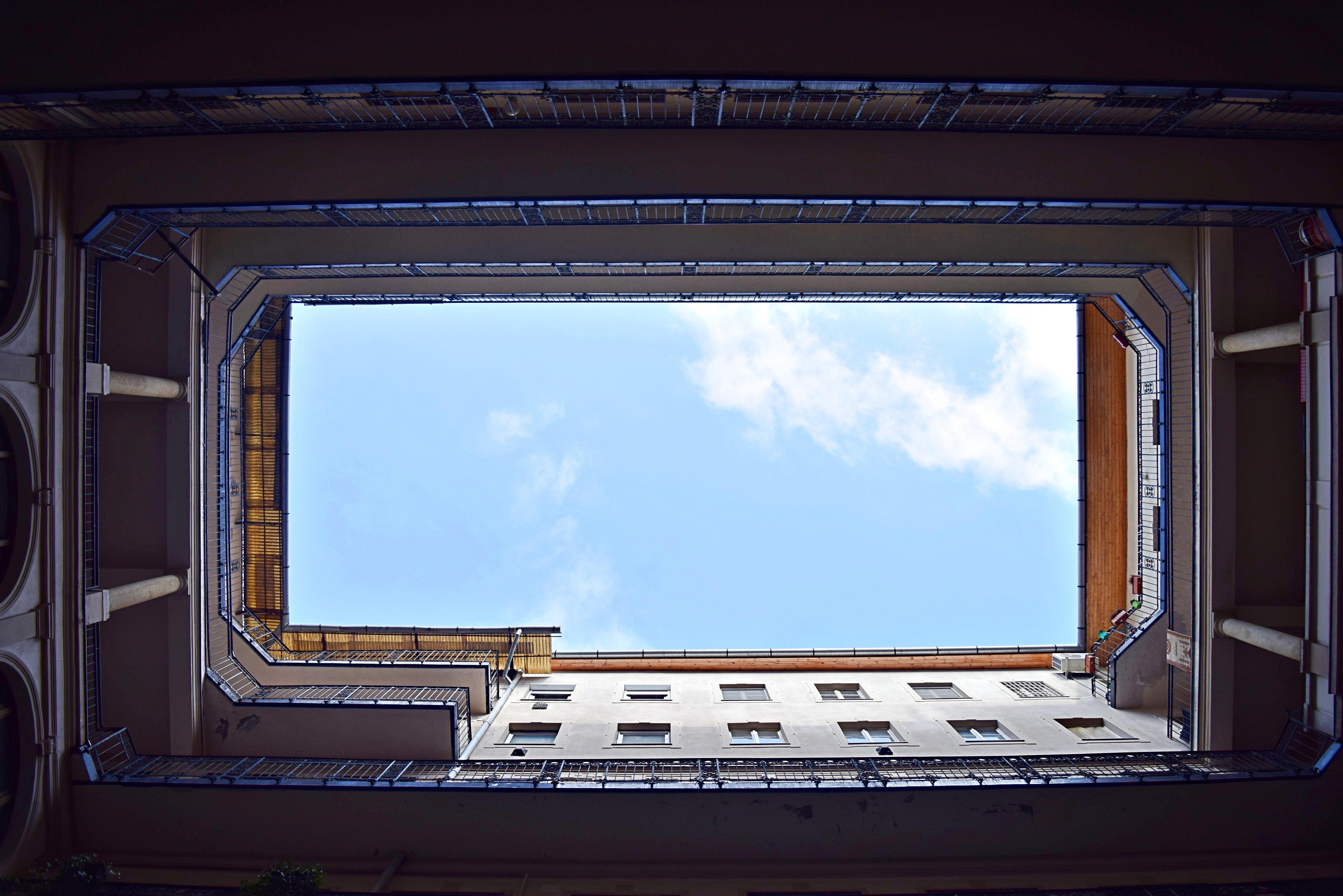Gratis afbeeldingen hemel huis venster balkon woonkamer