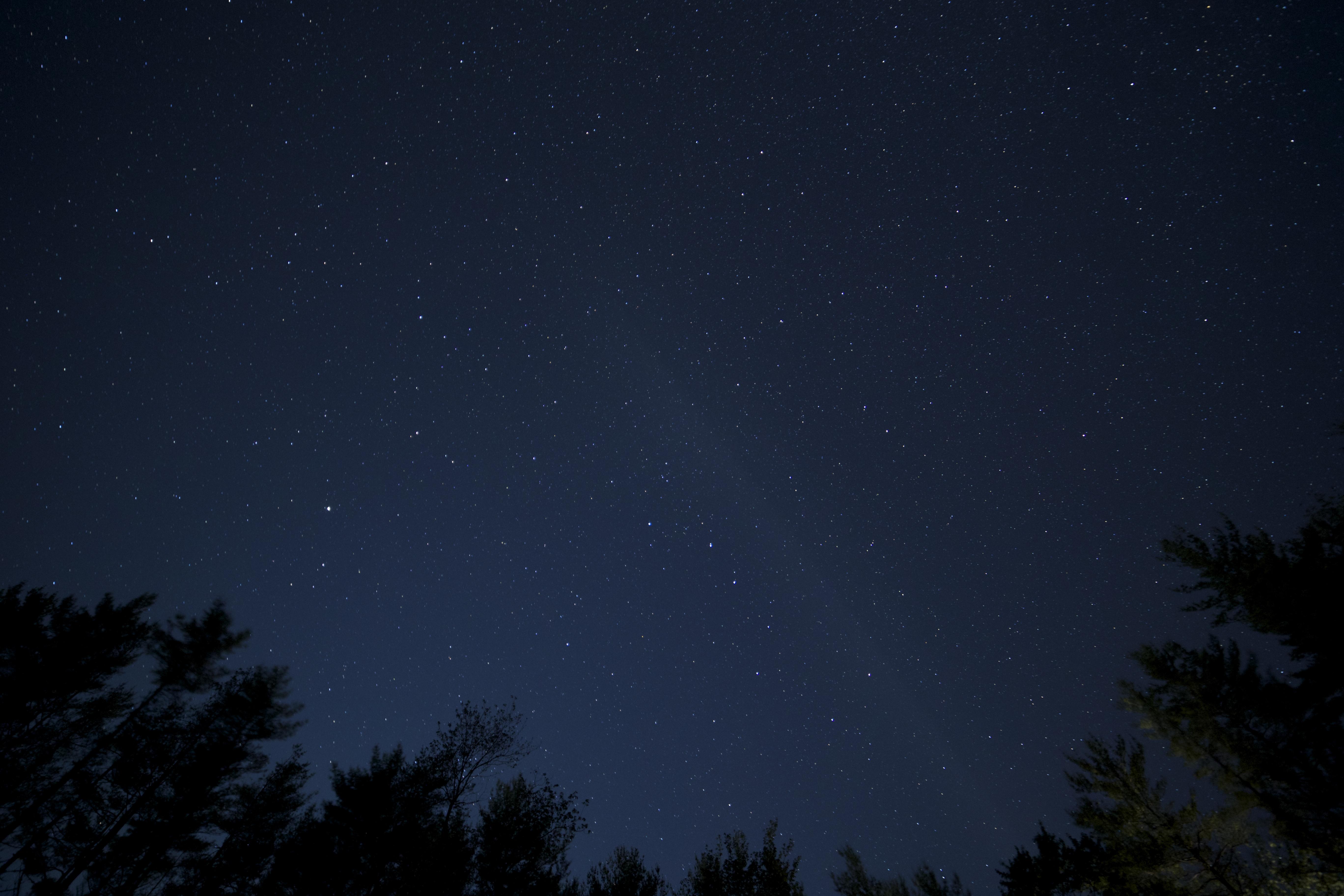 Gambar Langit Bintang Suasana Kegelapan Galaksi Fajar Sinar Bulan Tengah Malam Objek Astronomi Hitam Wallpaper 5472x3648 919248 Galeri Foto Pxhere