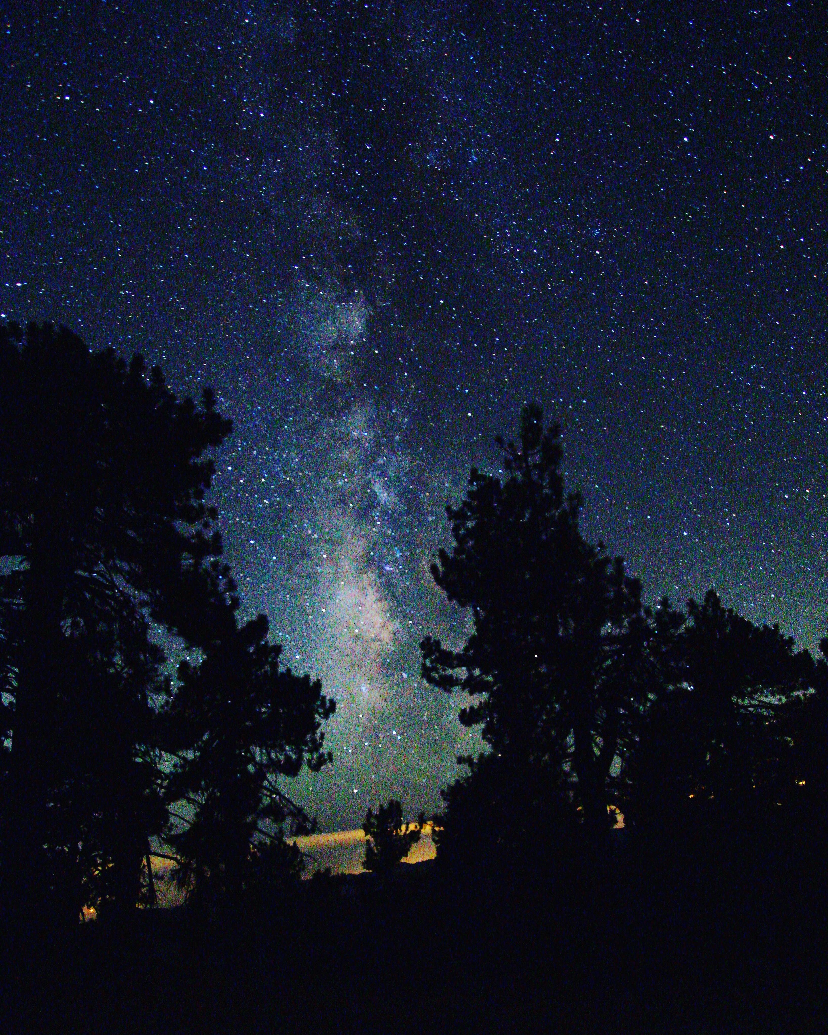 Картинки неба со звездами ночью