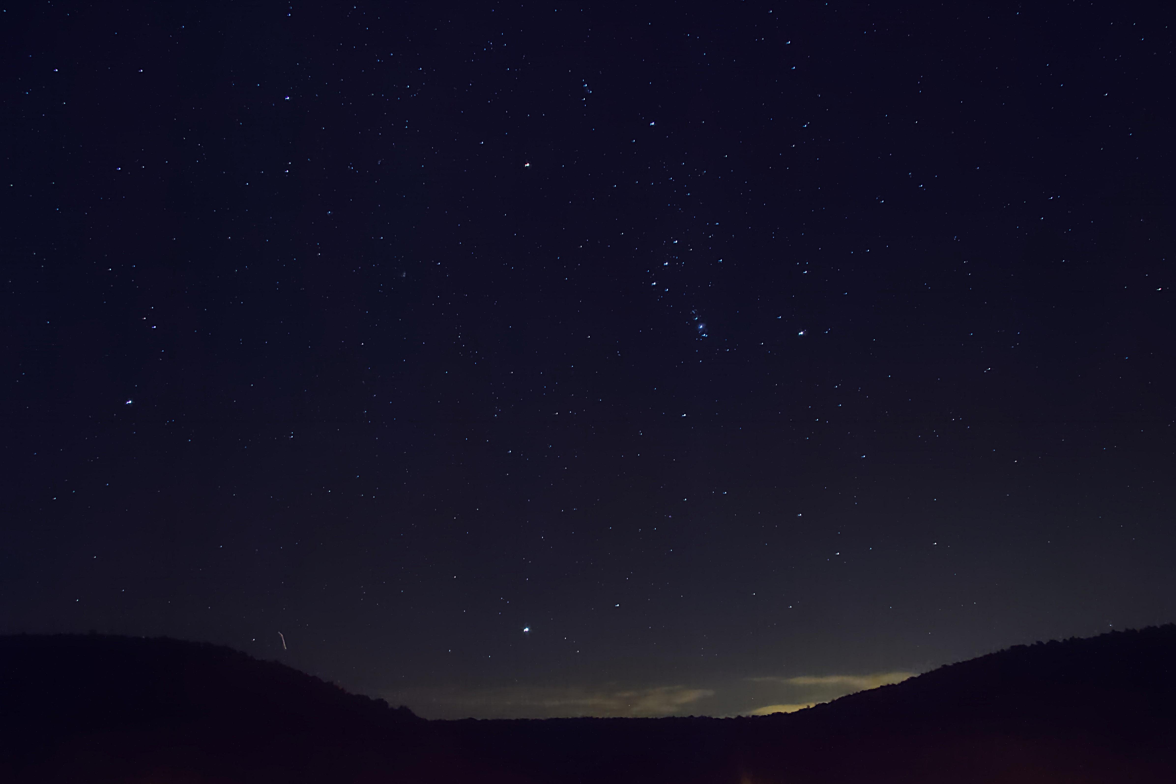 Fotos Gratis : Noche, Estrella, Cosmos, Atmósfera