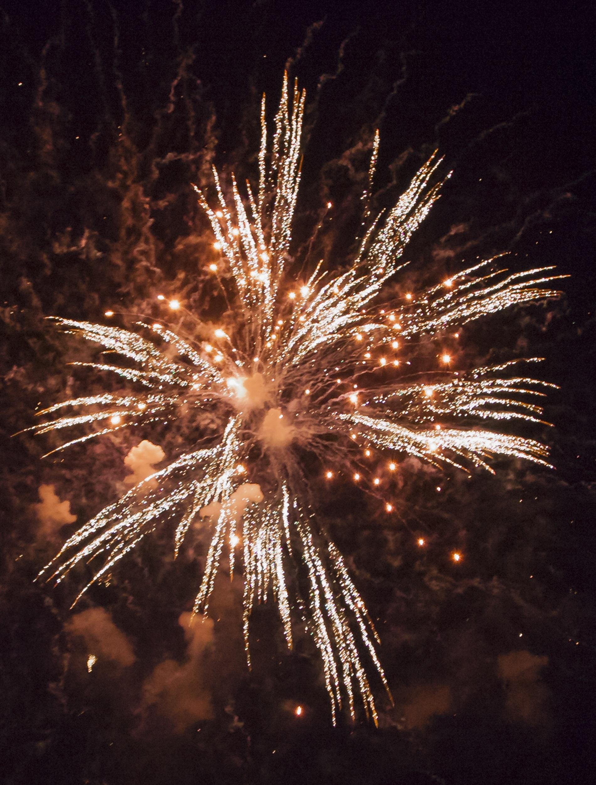 Gambar : langit, bintang, bunga, kegelapan, tahun Baru, kembang