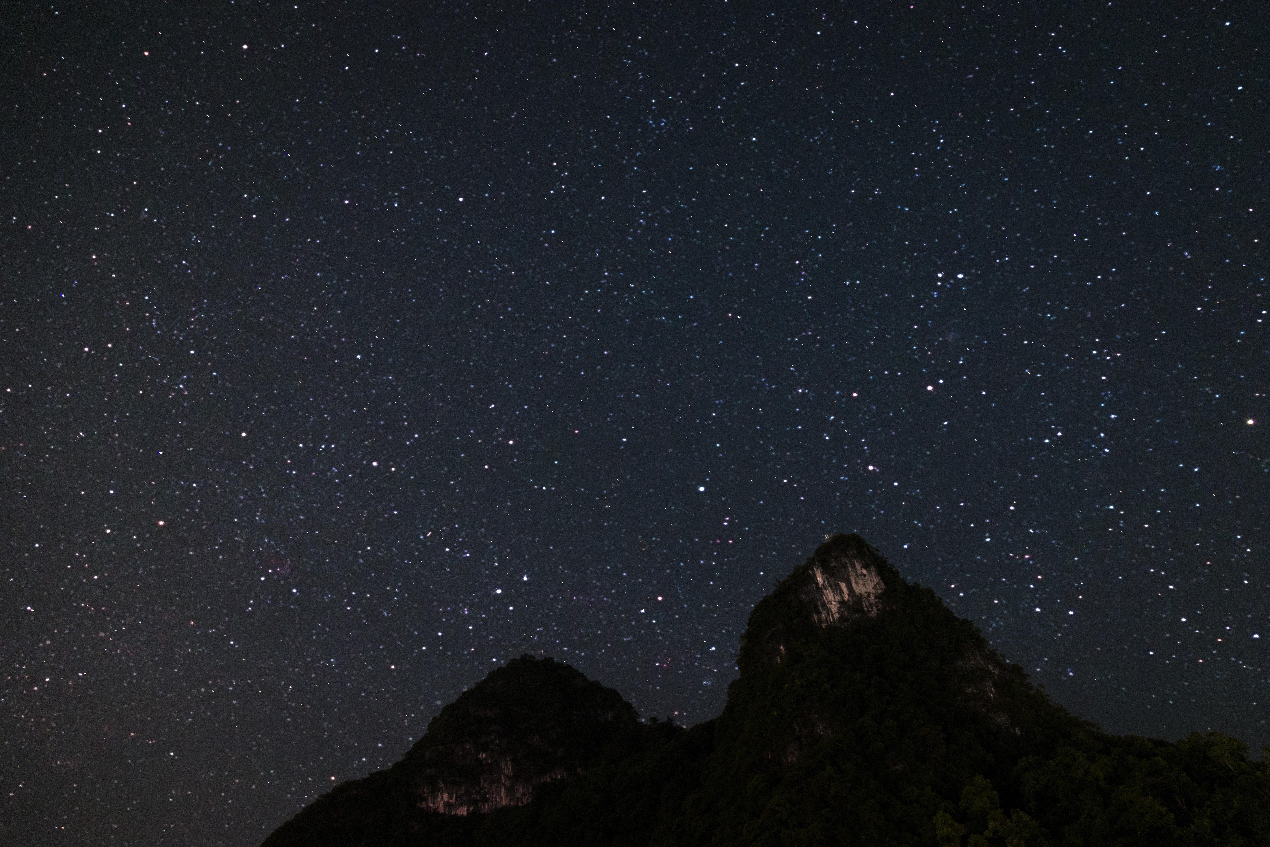 четкое фото звездного неба отличительные