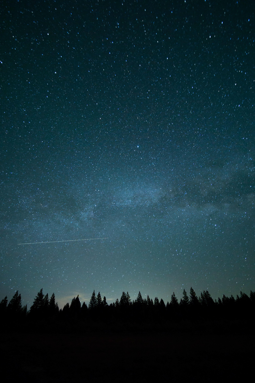 Fotoğraf Gökyüzü Star Samanyolu Atmosfer Boşluk Karanlık
