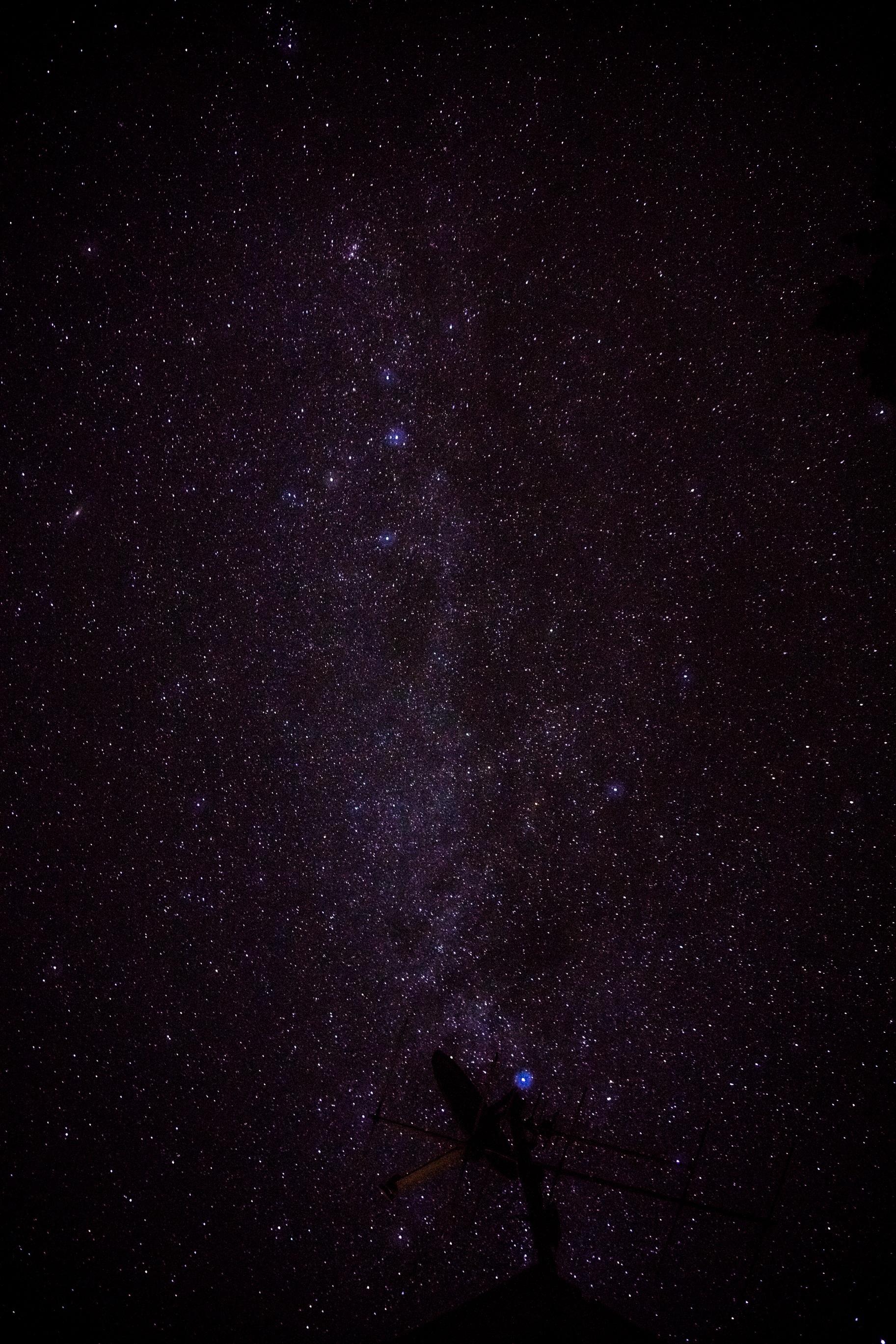Fotos Gratis Noche Estrella V 237 A L 225 Ctea Textura