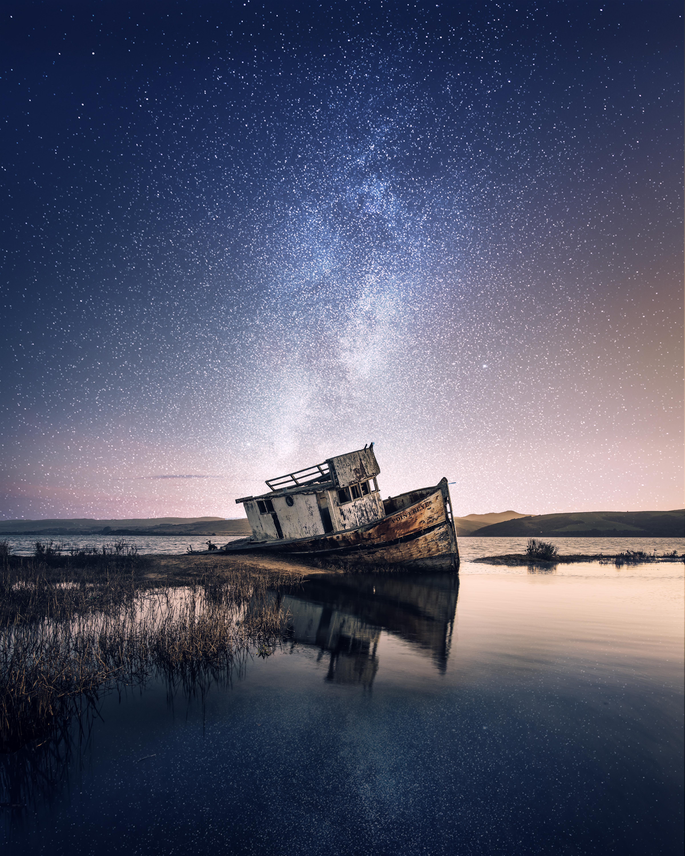Immagini Belle Cielo Riflessione Acqua Natura Atmosfera