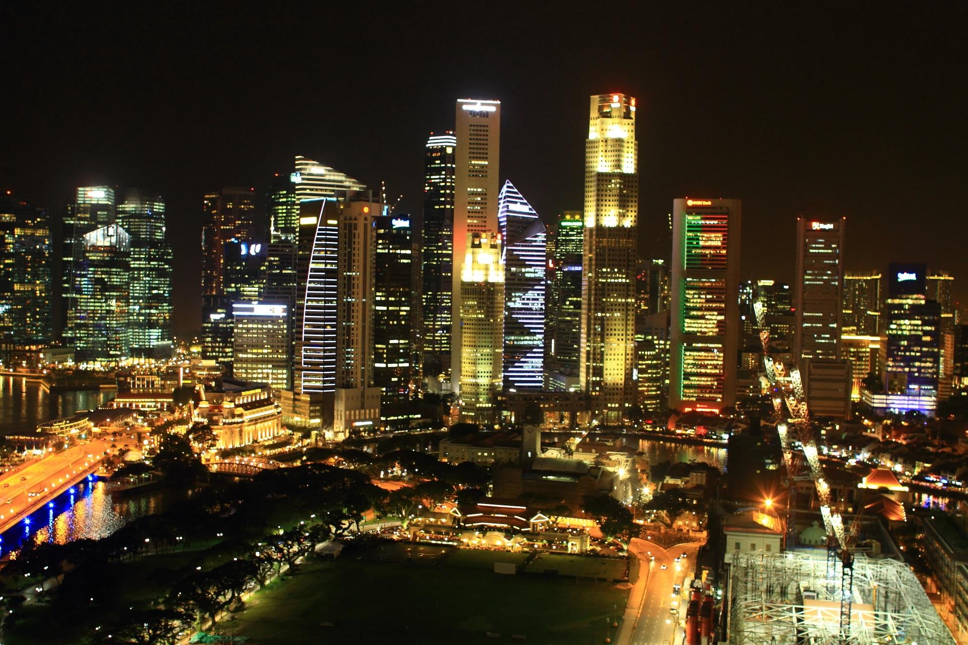 Обои cityscapes, Singapore, городские пейзажи. Города foto 13