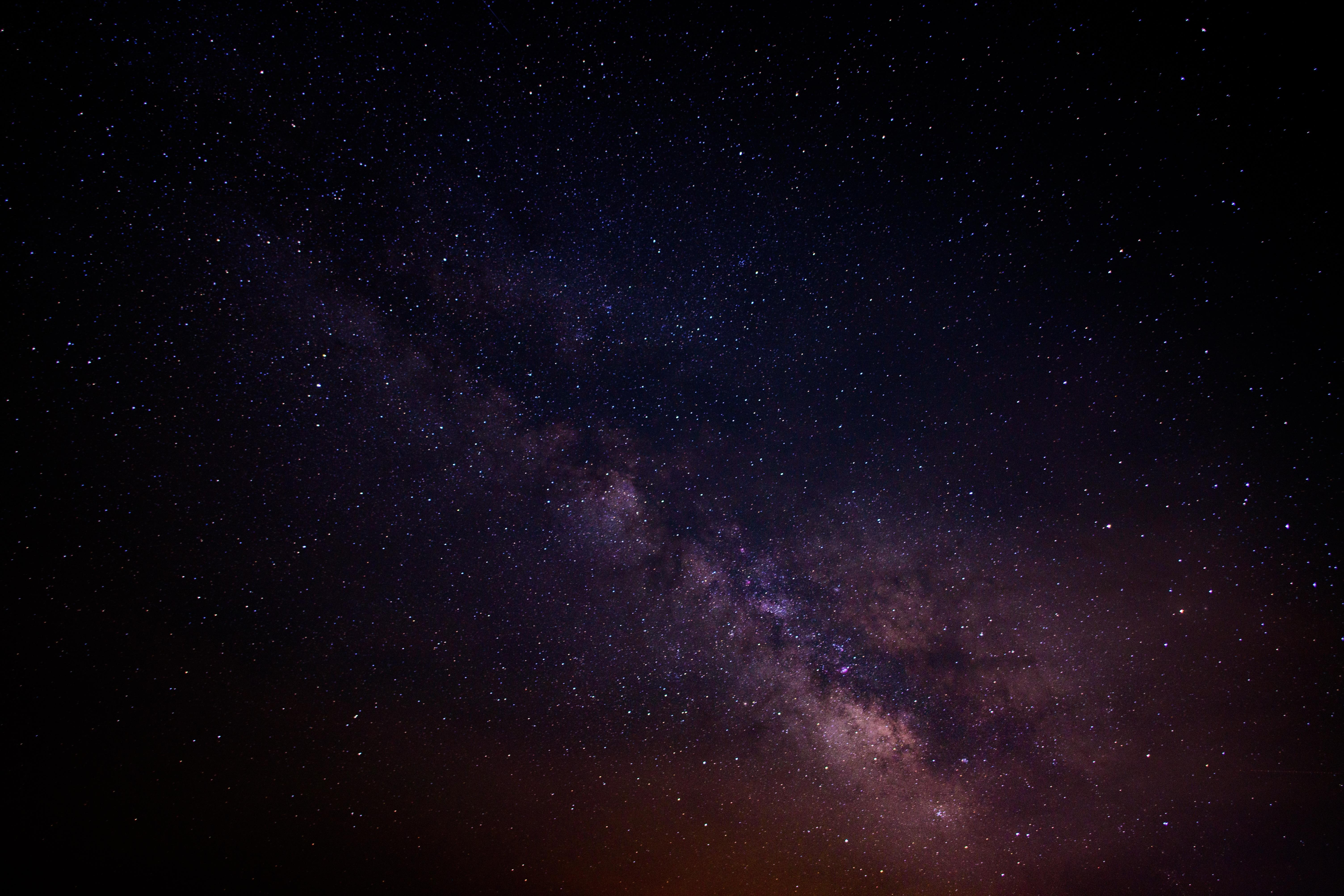 Images Gratuites : ciel, étoile, voie Lactée, cosmos ...