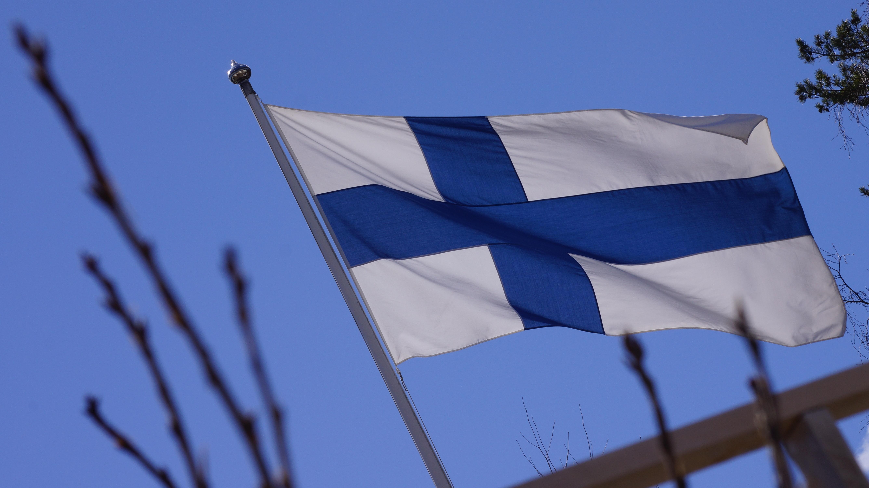 Bendera Negara Finlandia