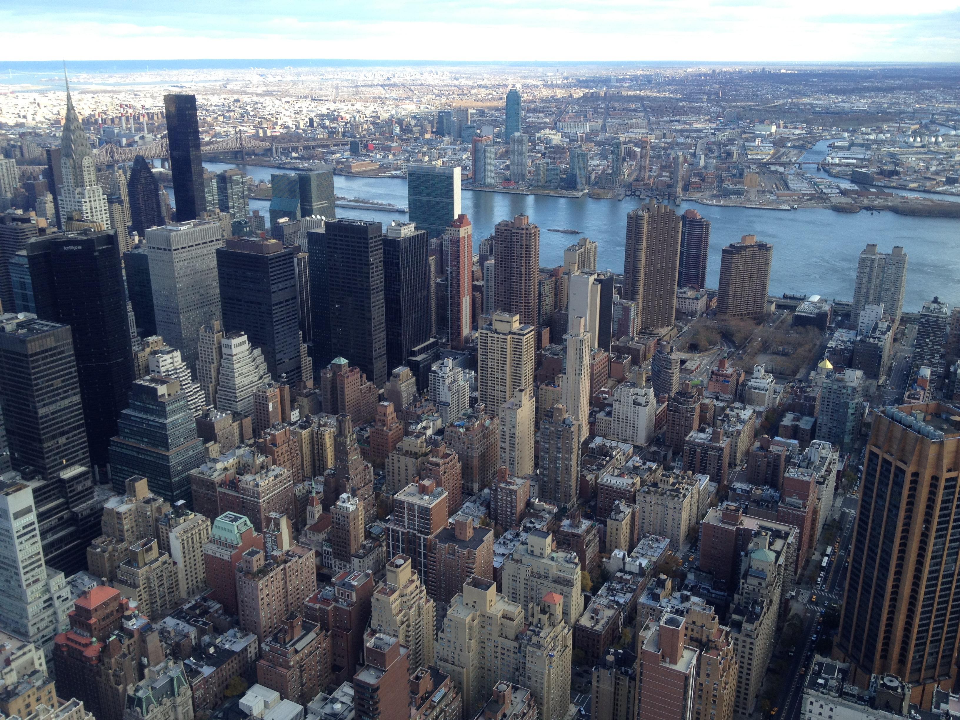 87 Gambar Pemandangan Empire State Building Paling Keren