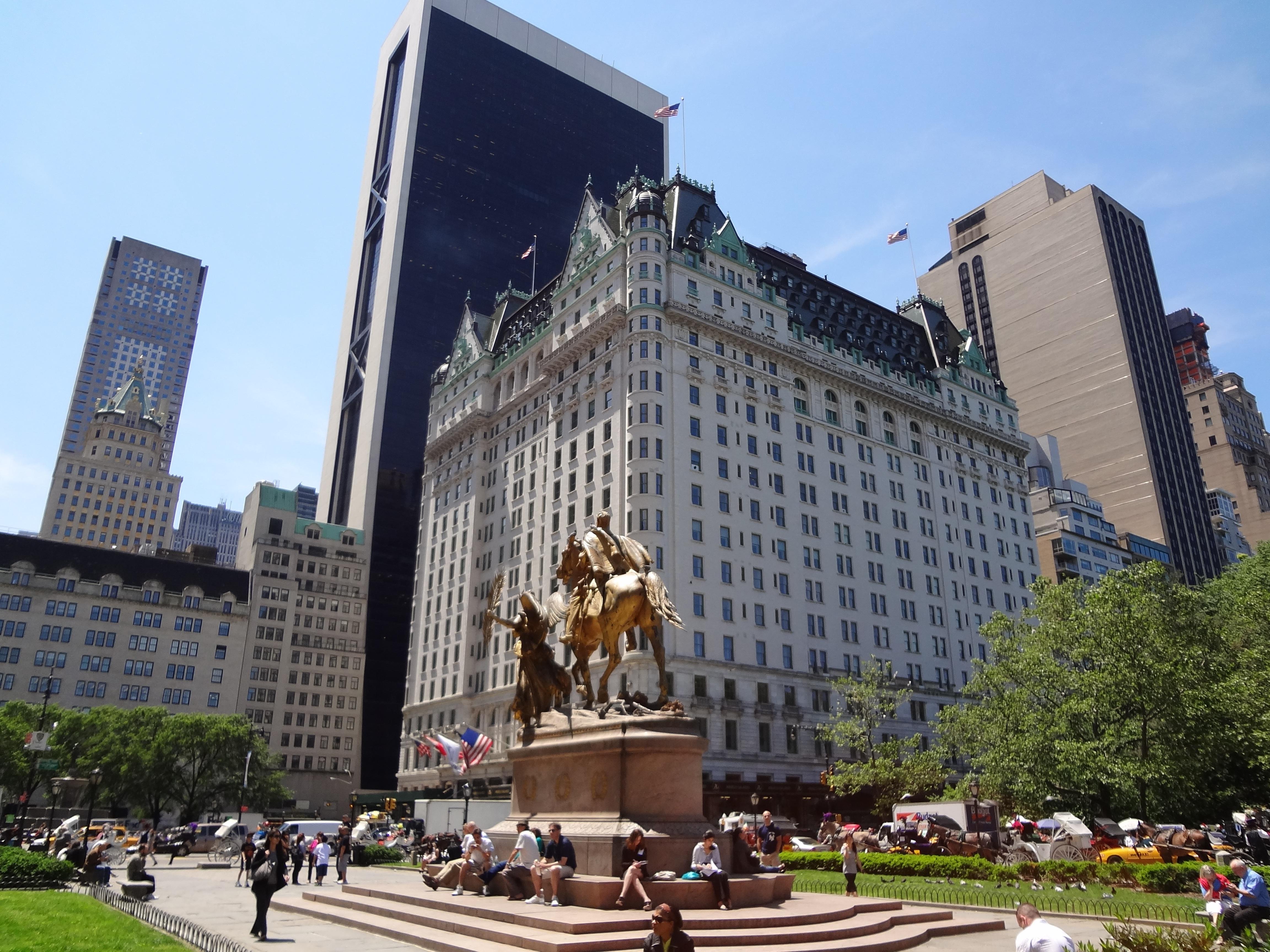 fotos gratis horizonte rascacielos nueva york manhattan monumento paisaje urbano centro de la ciudad torre punto de referencia turismo