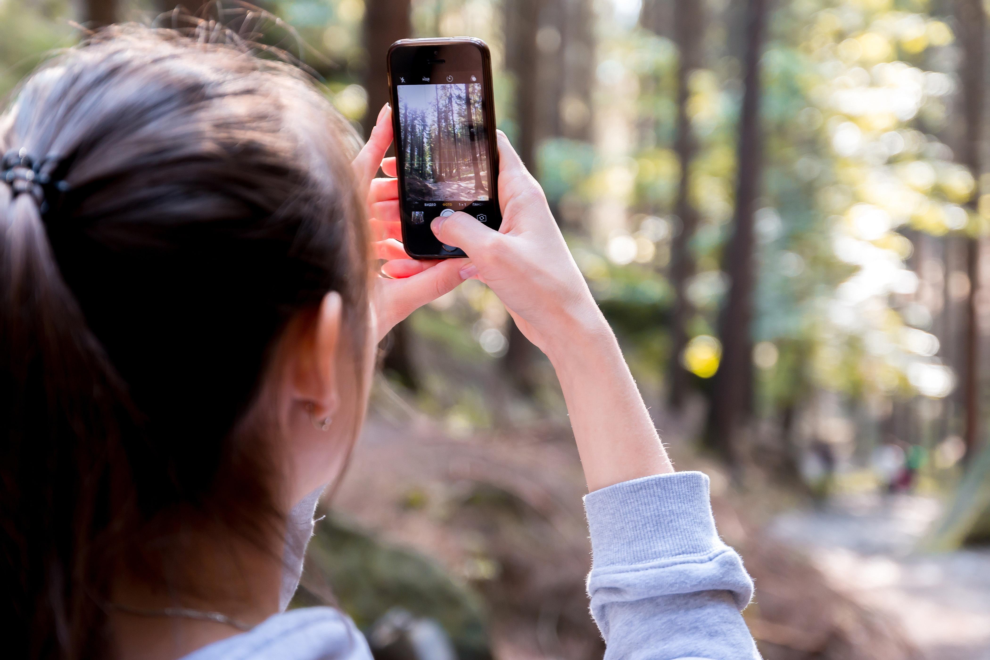 телефон издает звук как будто фотографирует позволяет девушкам