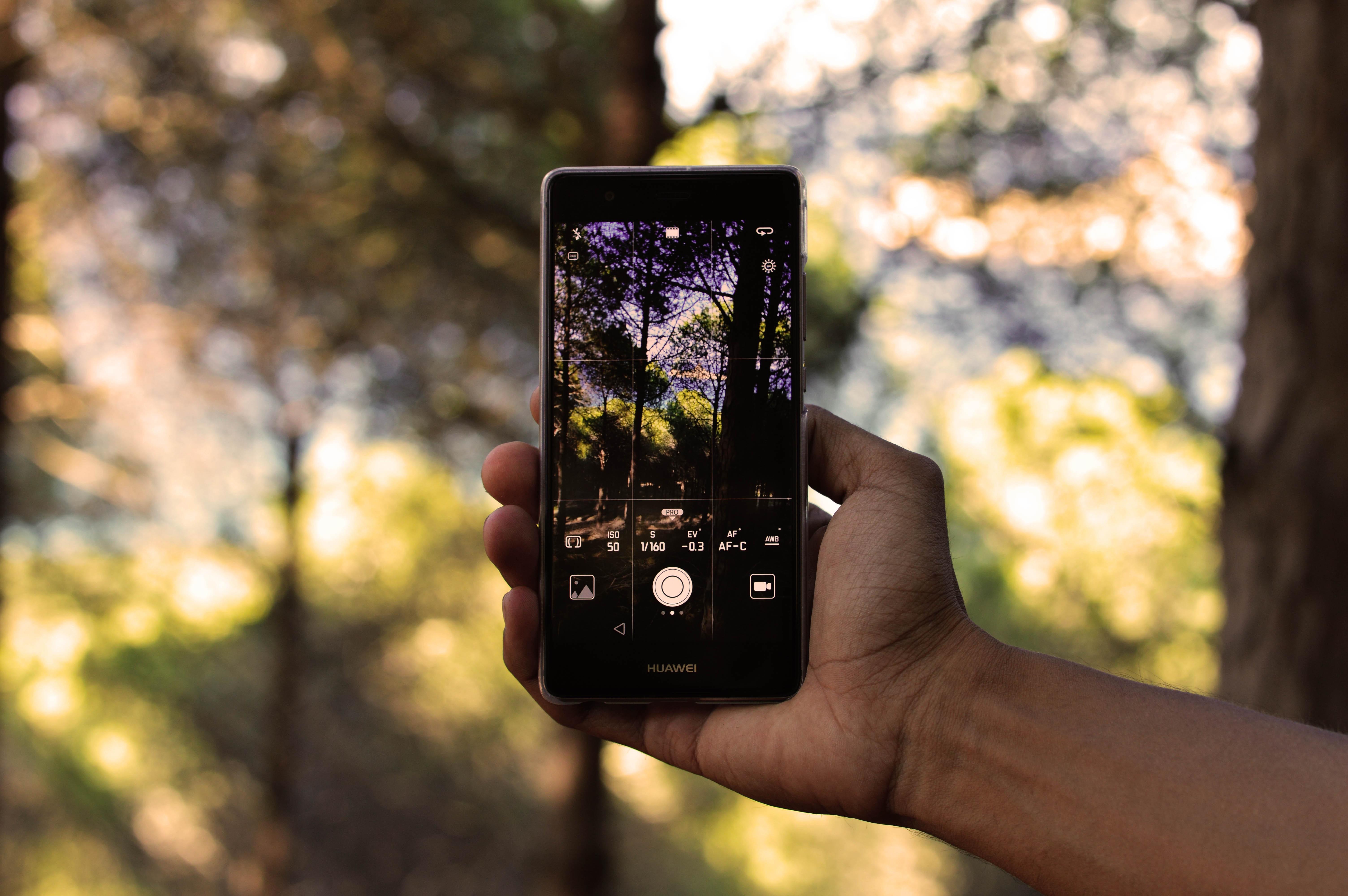 почему получаются темные фотографии на смартфоне половинка есть
