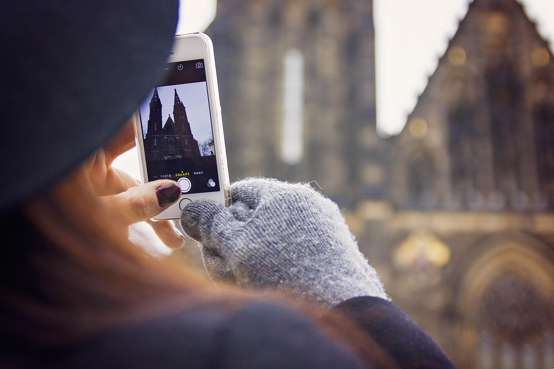 можно ли фотографировать на морозе смартфонов