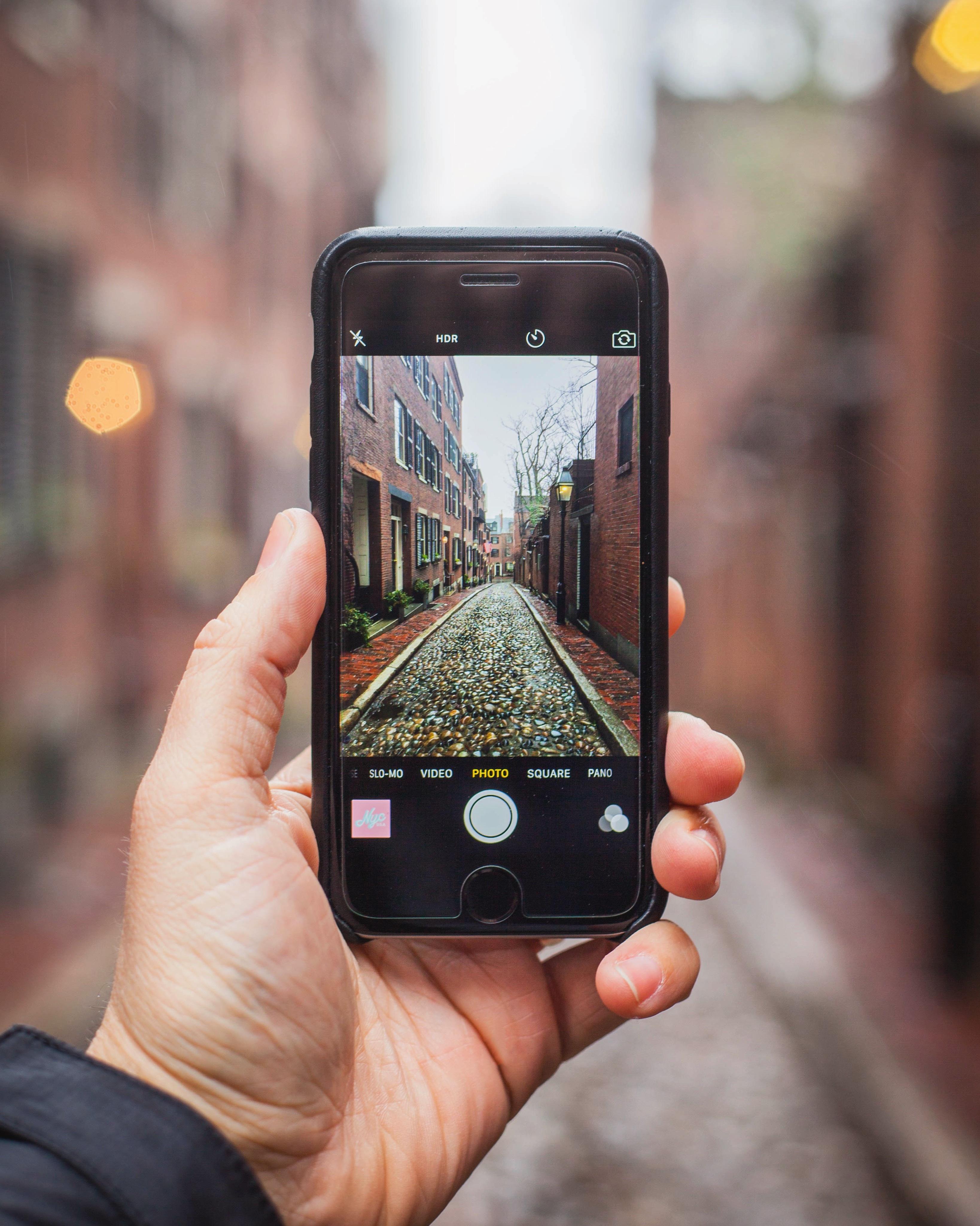 Обзорное занятие по фото на смартфон