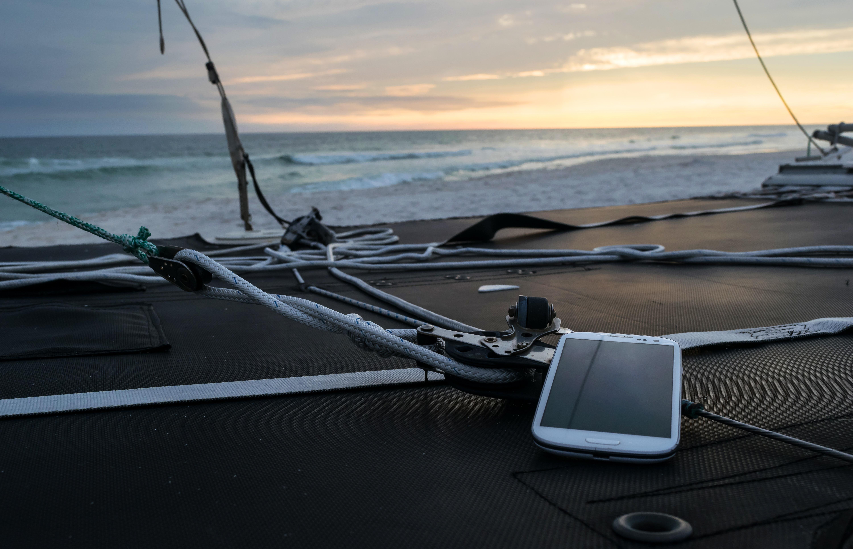 Free Images Smartphone Mobile Screen Beach Sea