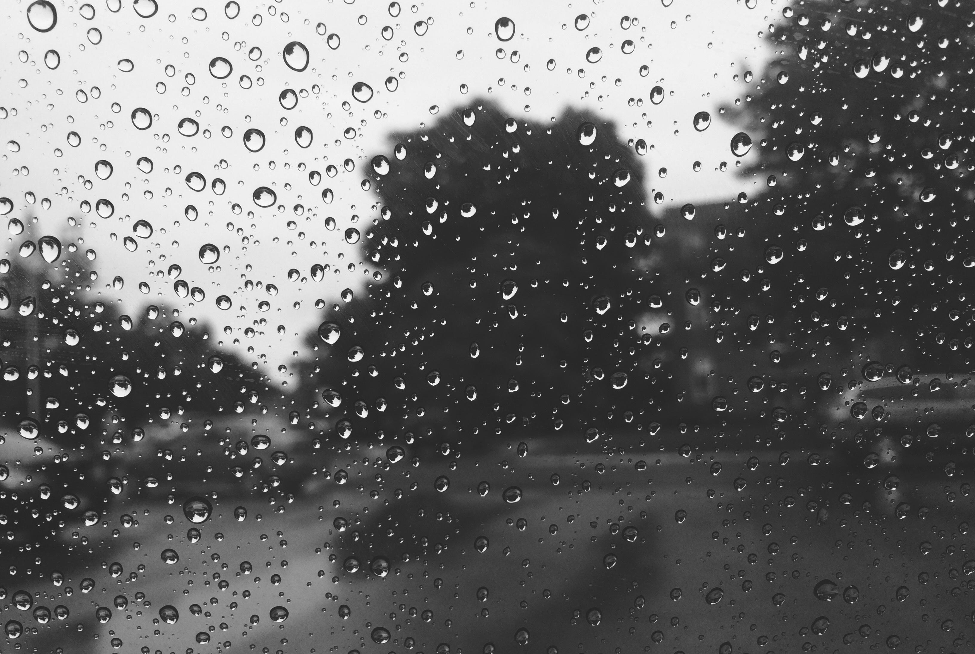 Rainy Day Black & White Photography | Abduzeedo Design ... |Rain Photography Black And White