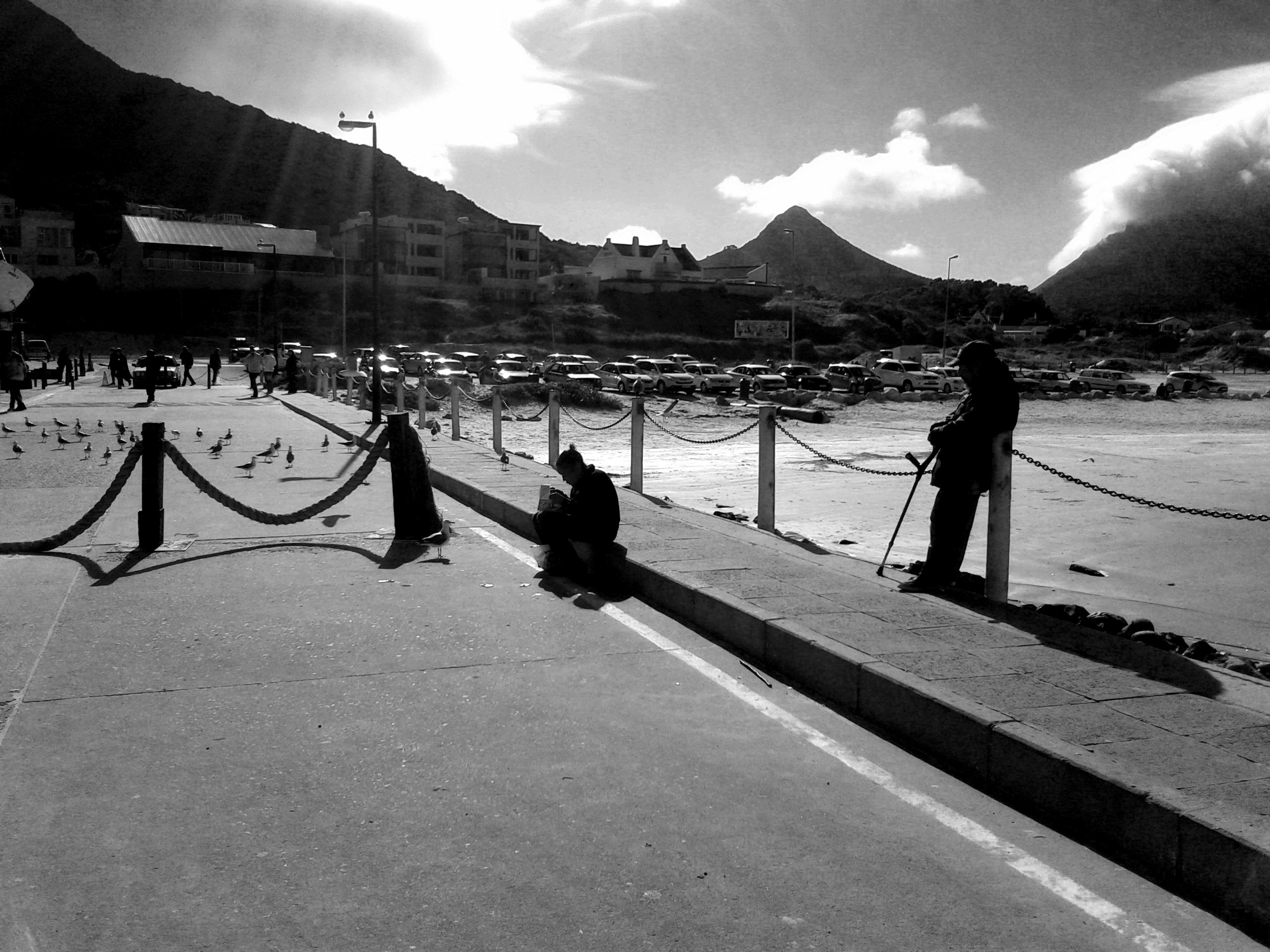 Snow light black and white white photography africa weather shadow darkness black monochrome bw blackandwhite blackwhite