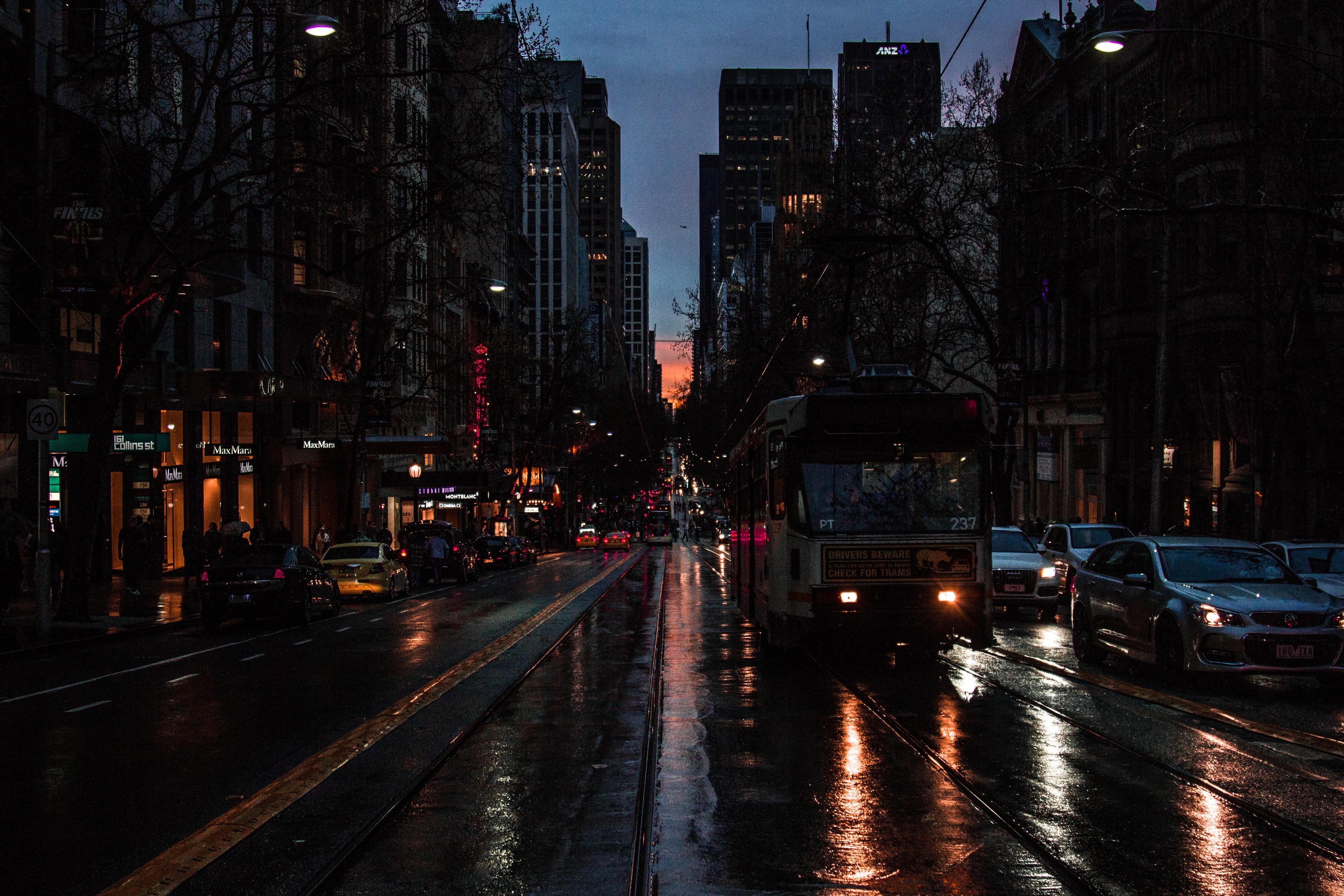 картинки улица города ночью успеху