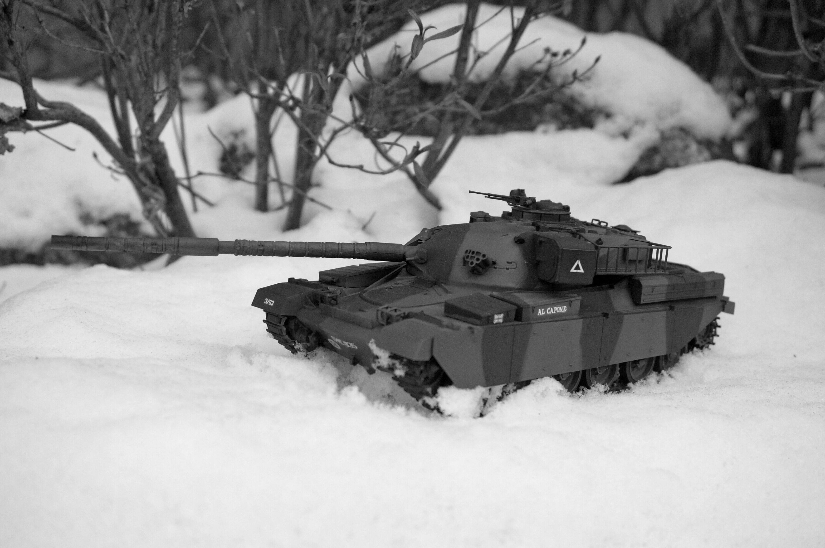 танки зимой картинки древности честь татарника