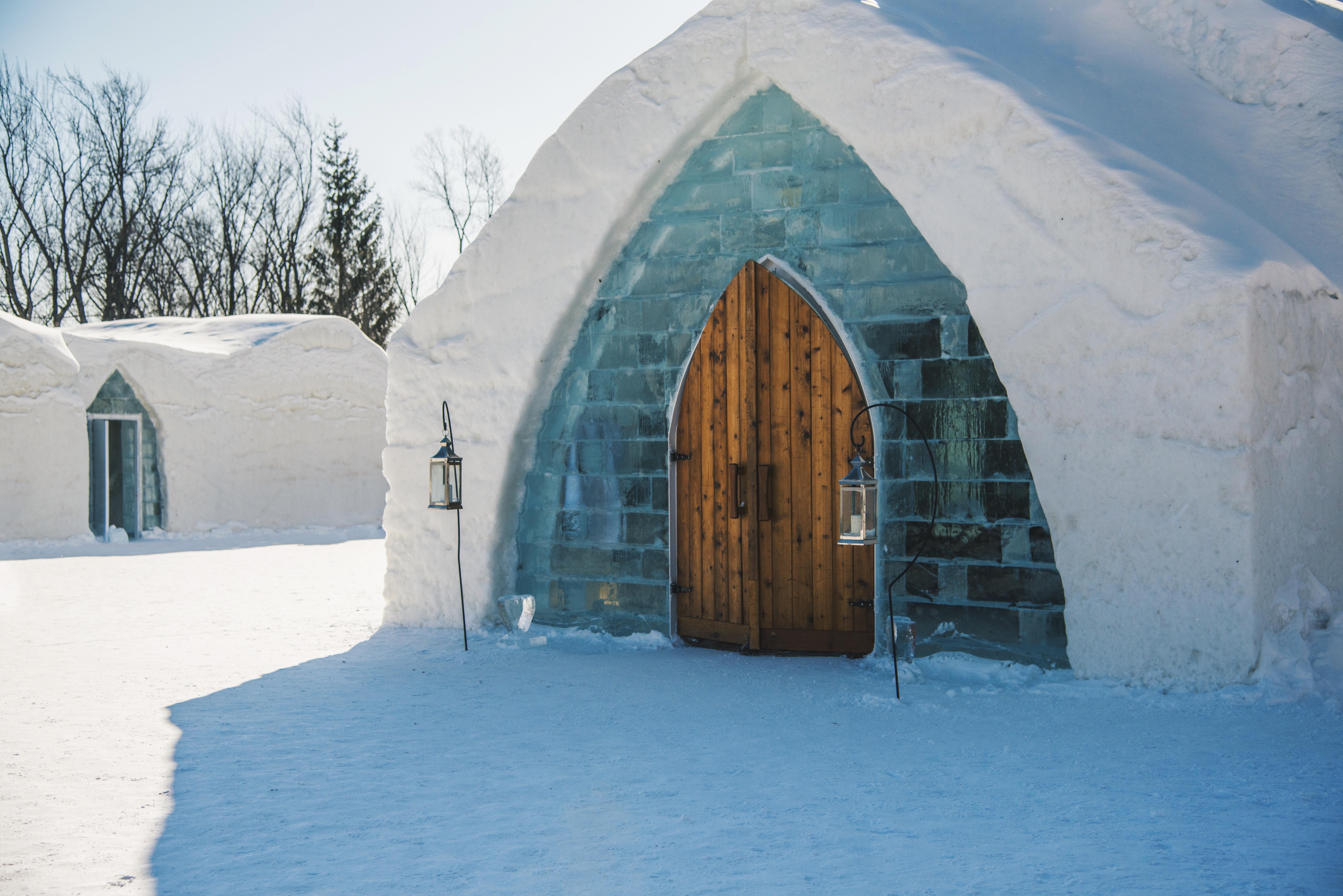 930 Koleksi Gambar Rumah Orang Eskimo HD