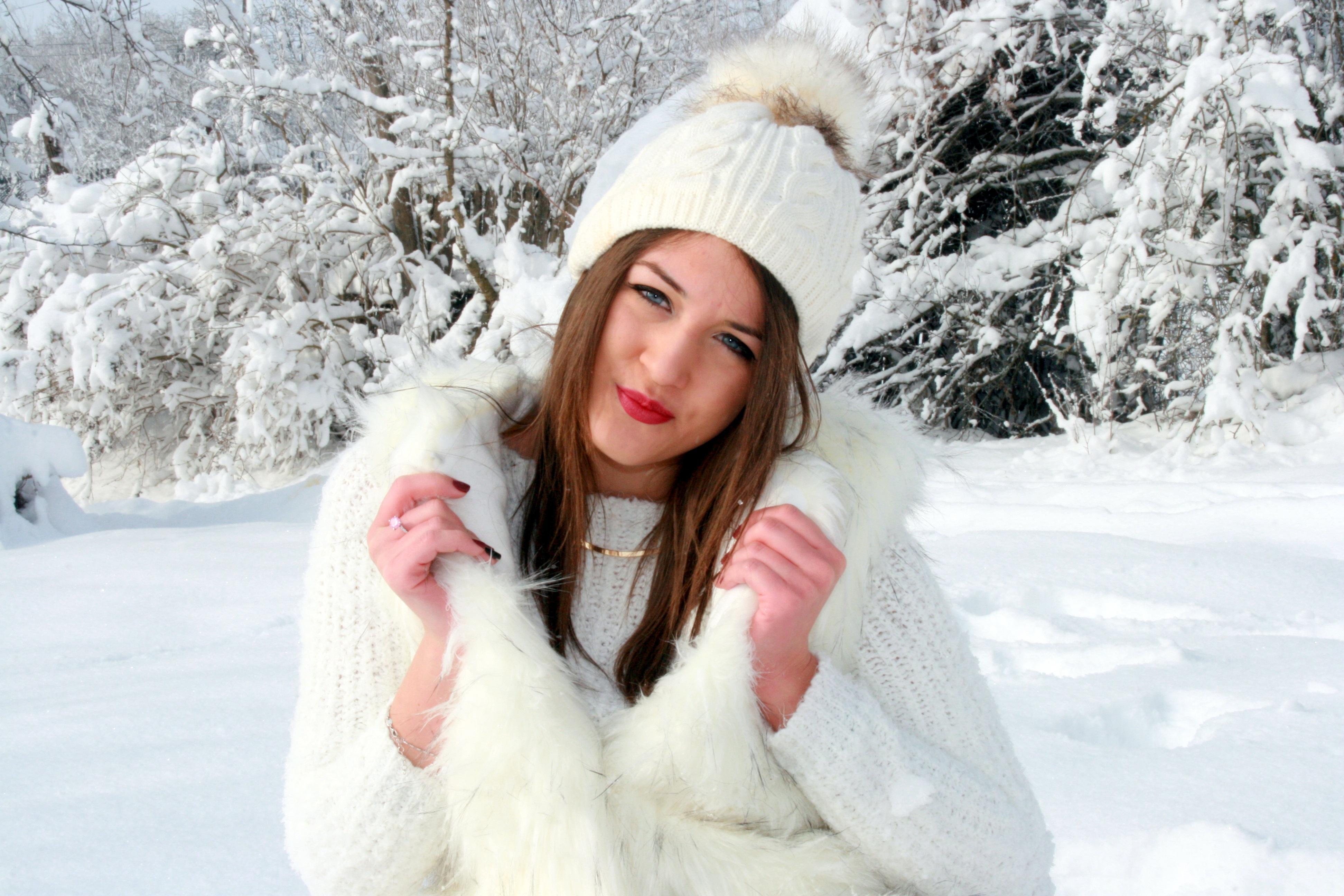 Картинки для девушки зима