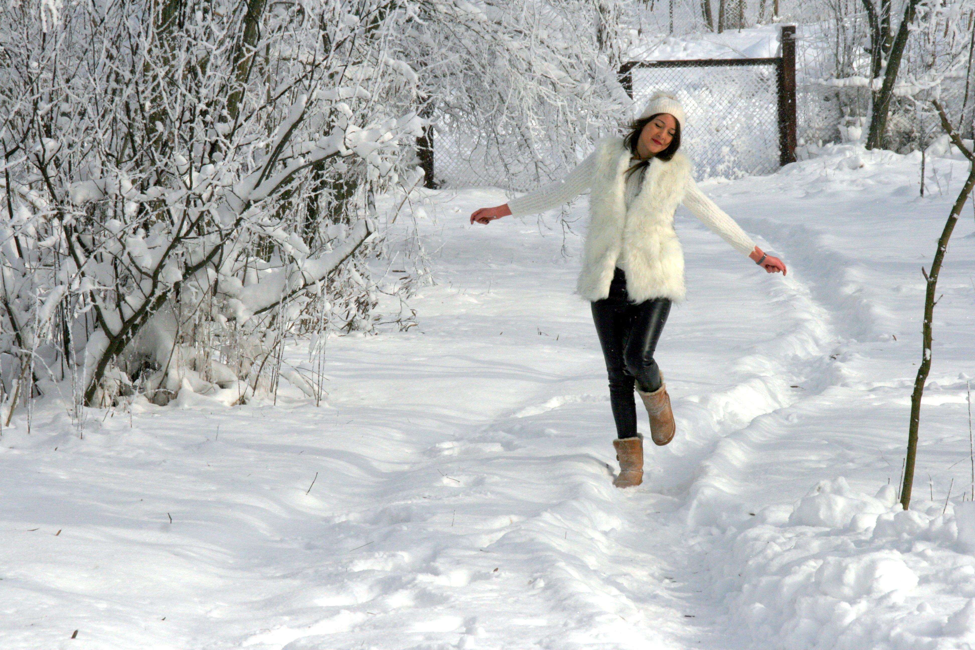 этой как фотографировать в снежную погоду гость продолжает радовать
