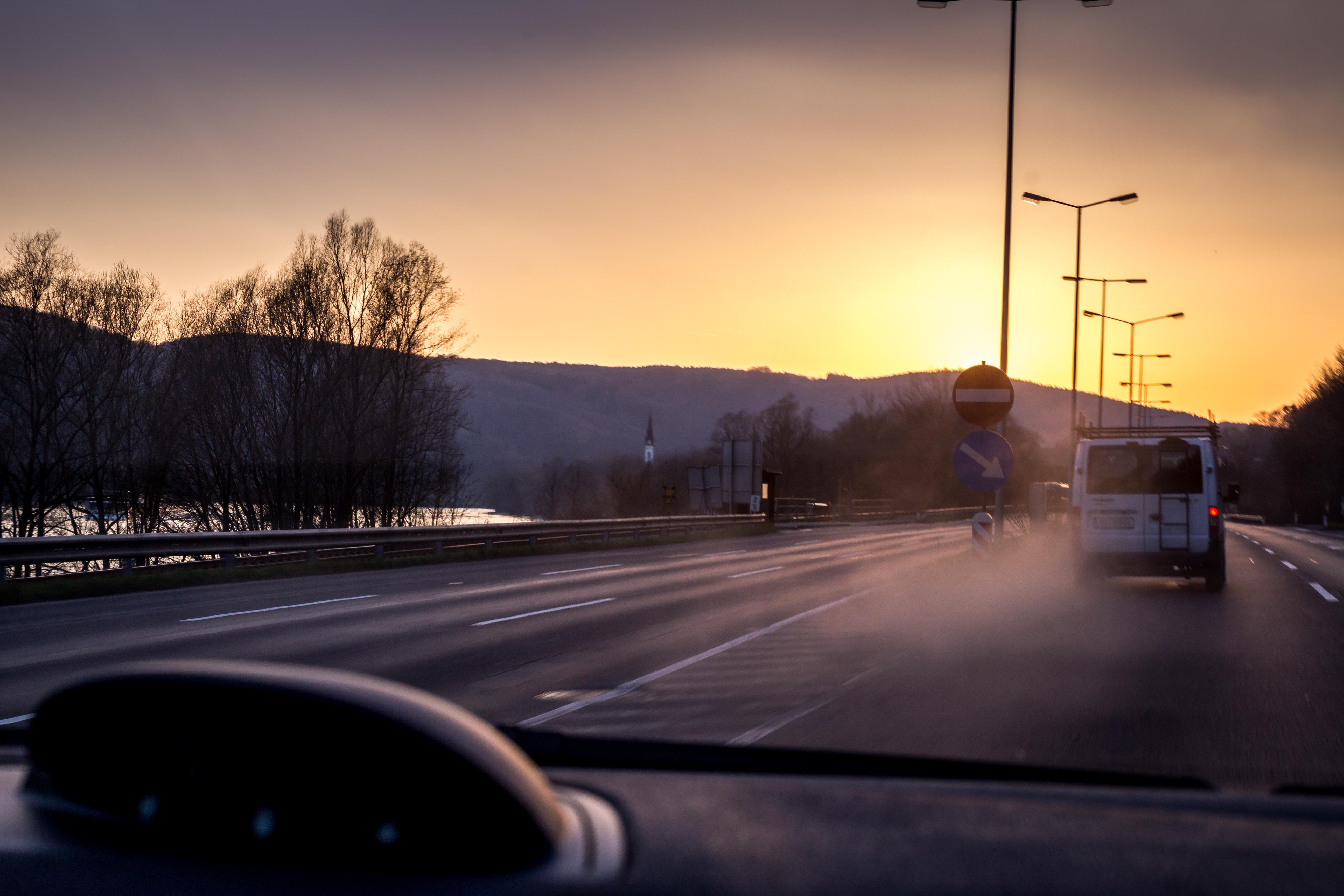 итальянском фотографии дороги из машины они