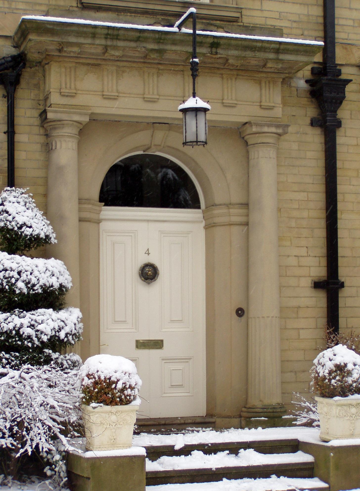 Connu Images Gratuites : neige, hiver, vieux, cambre, colonne, chapelle  EH15