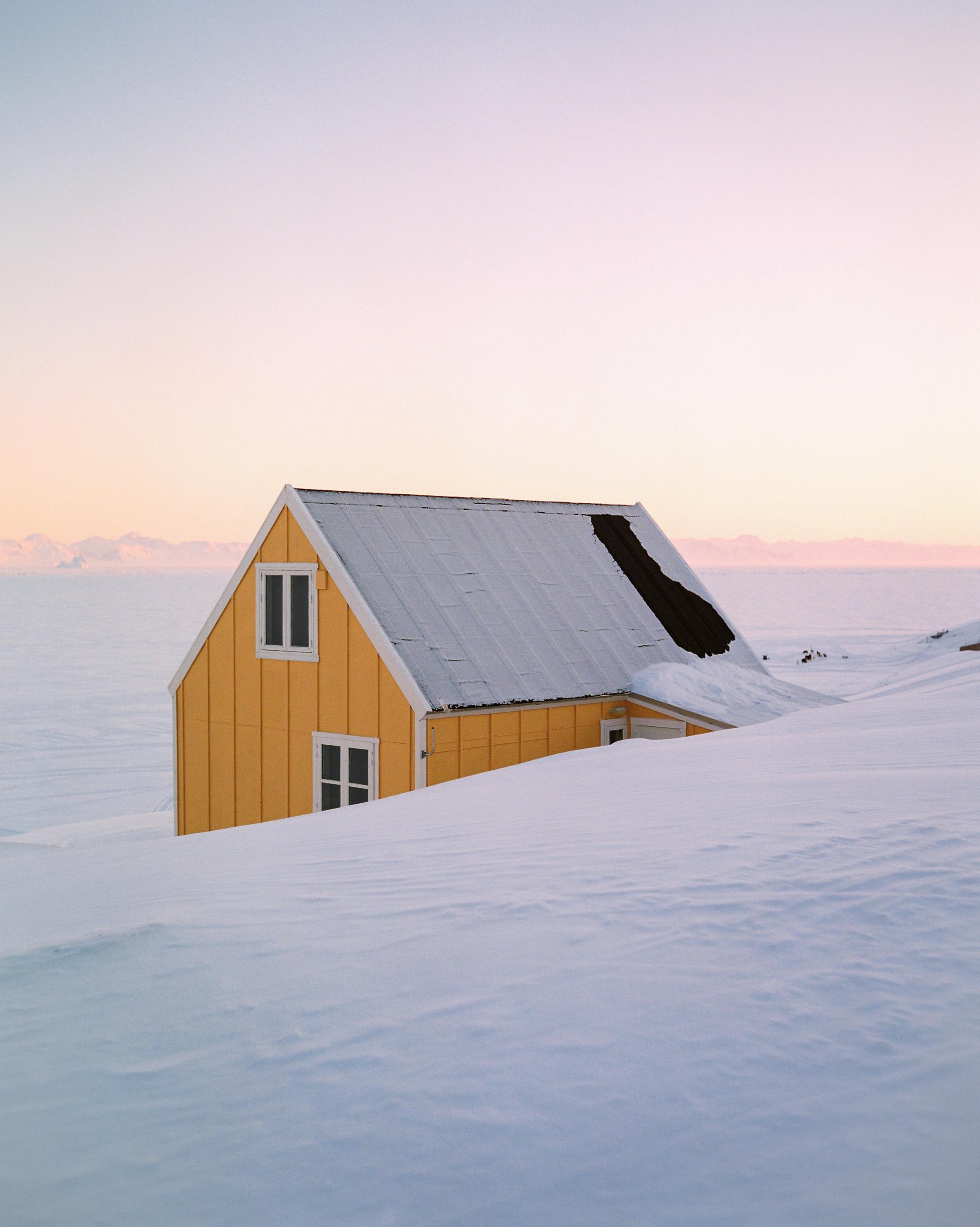 дом для арктики фото сотрудников принимать