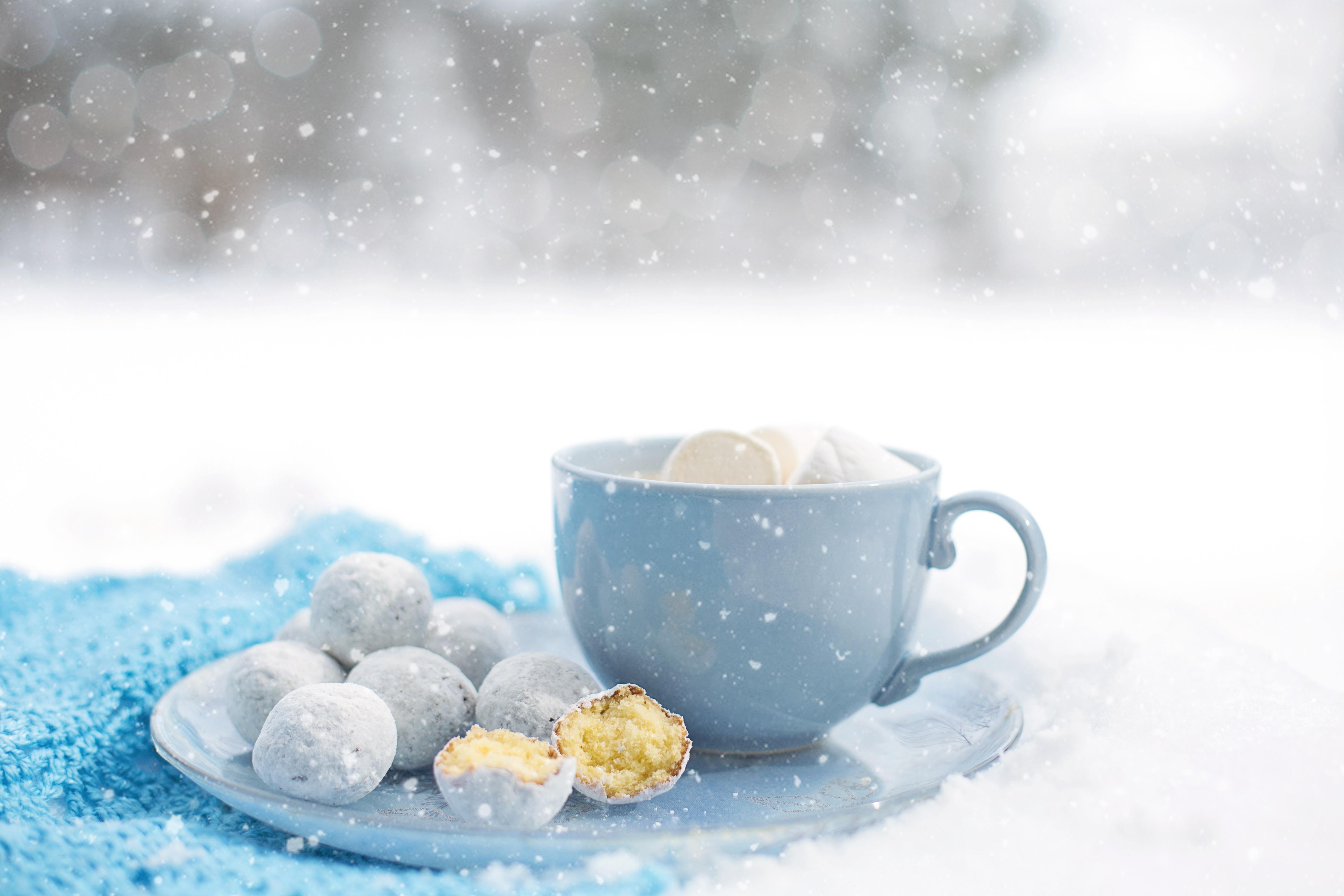 ушел доброго снежного утра картинка сказать