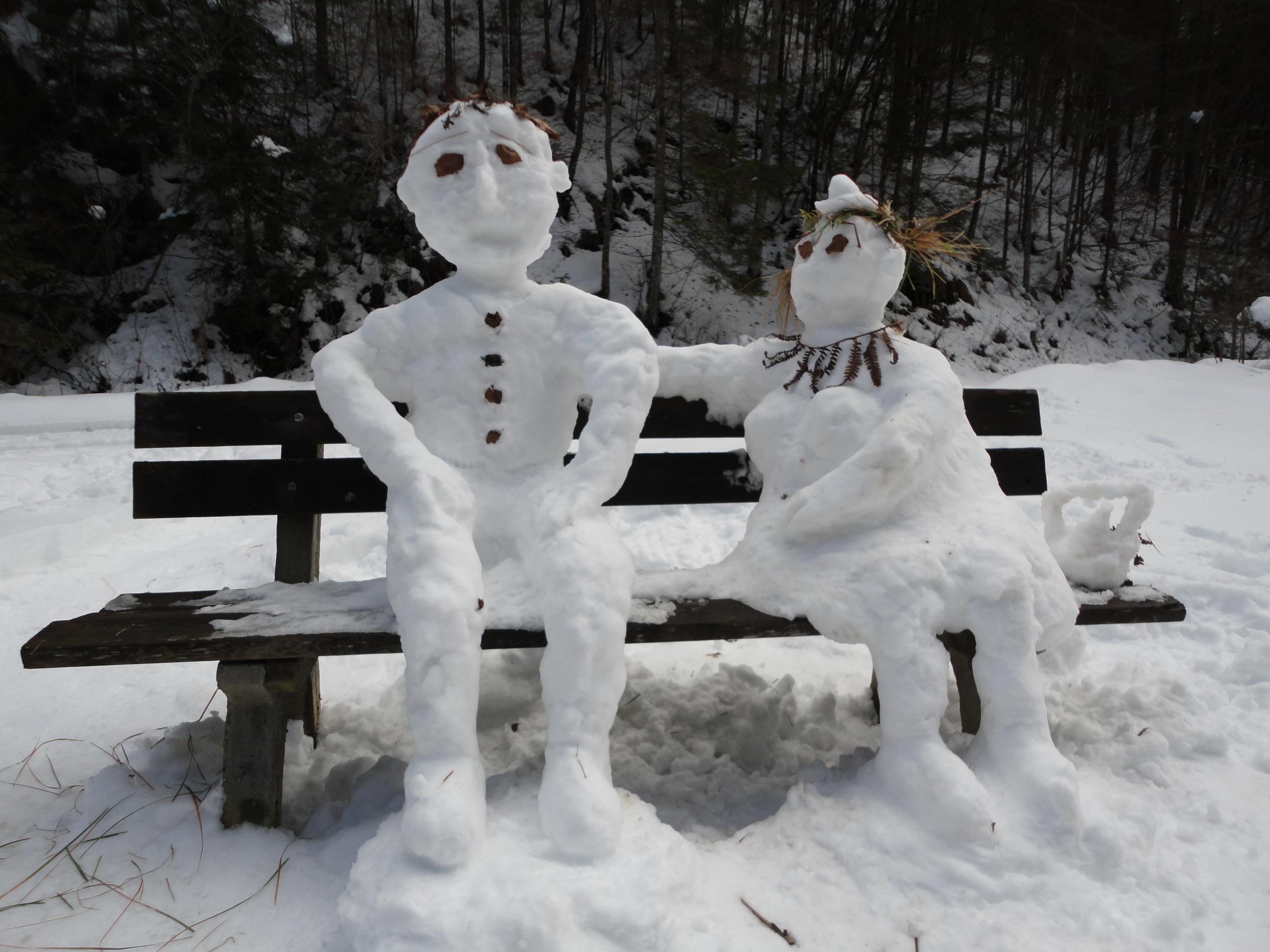 free images white weather season austria figure snowman