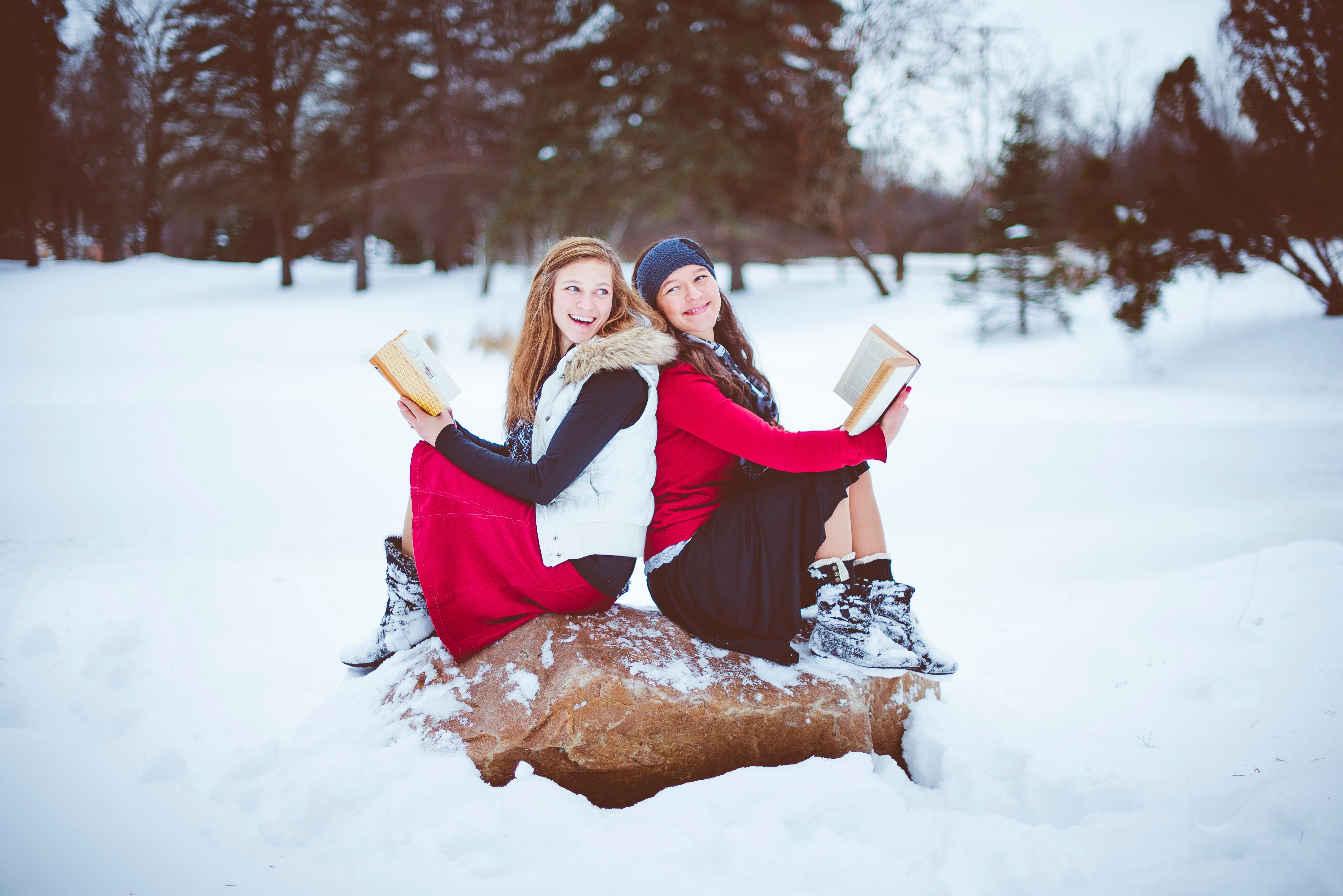 Снег книги картинки