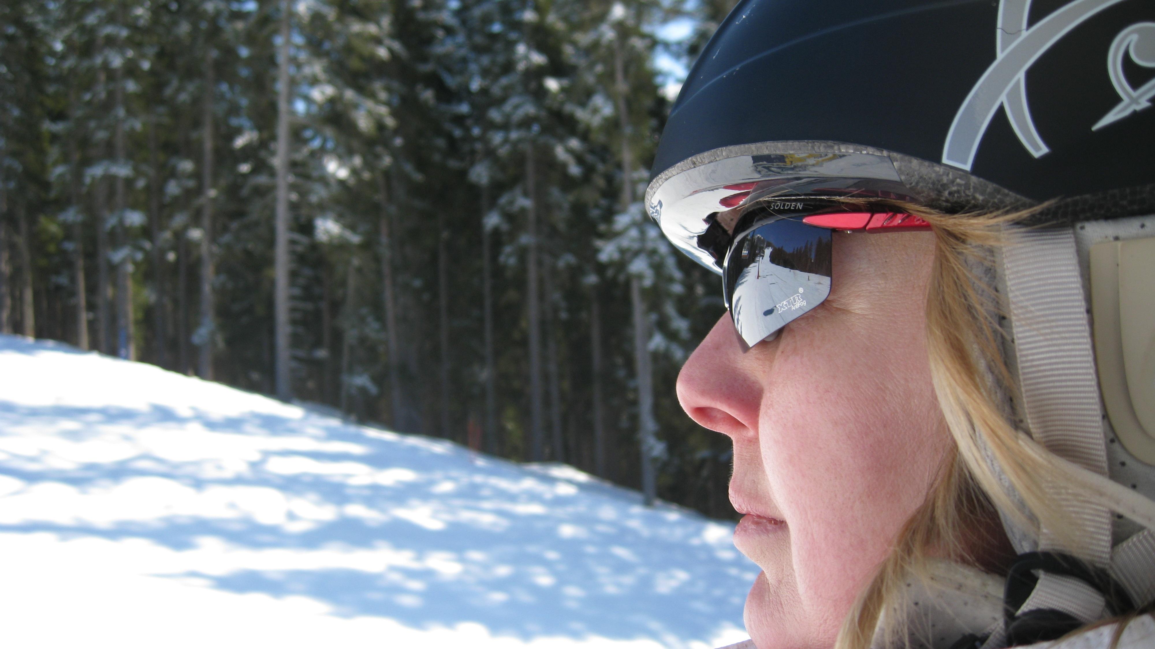 Free Images Snow Woman Sport Profile Portrait