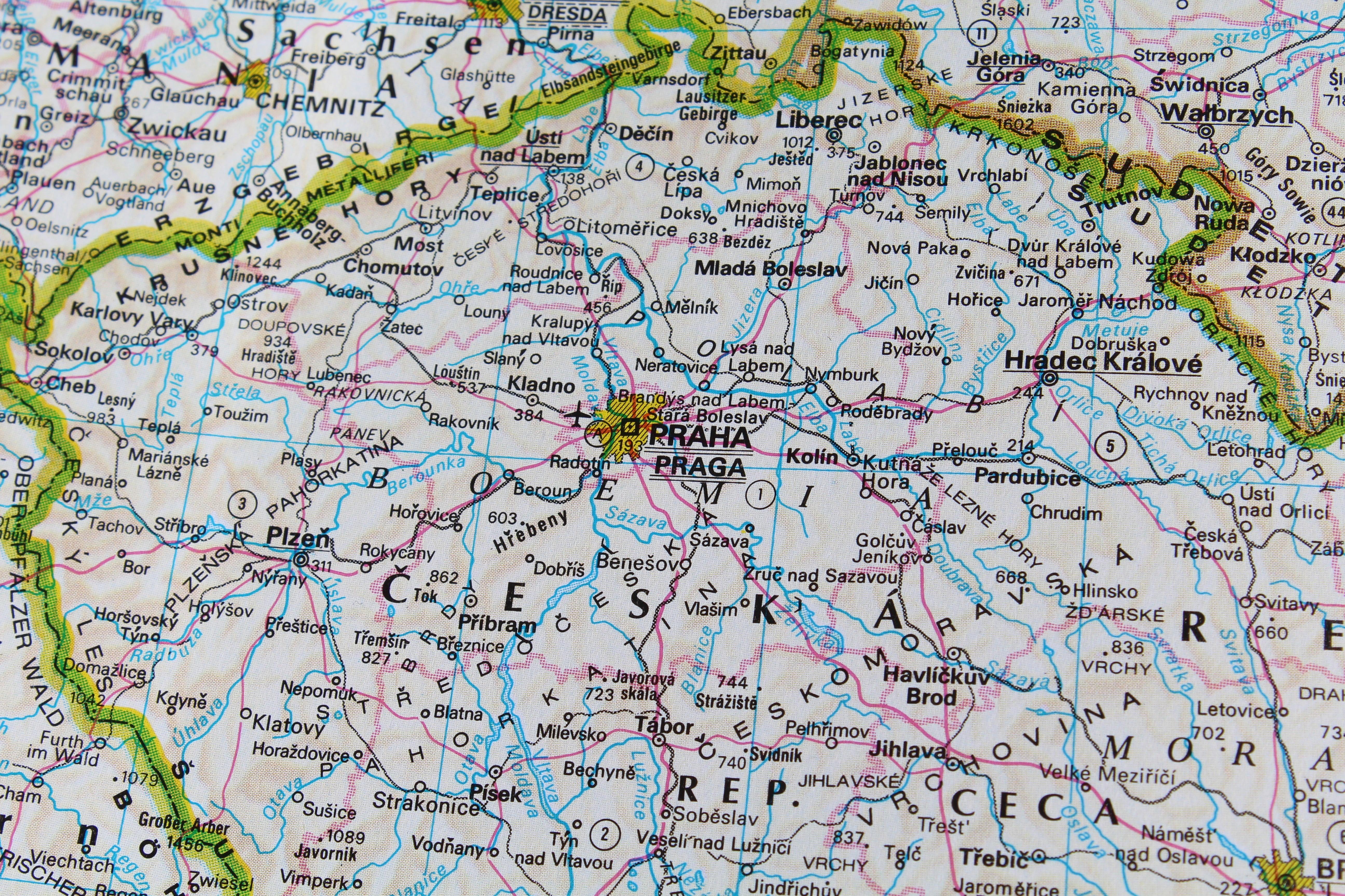 Free Images : Soil, Prague, Map, Geography, Czech Republic, Graphics, Neighbourhood, Urban