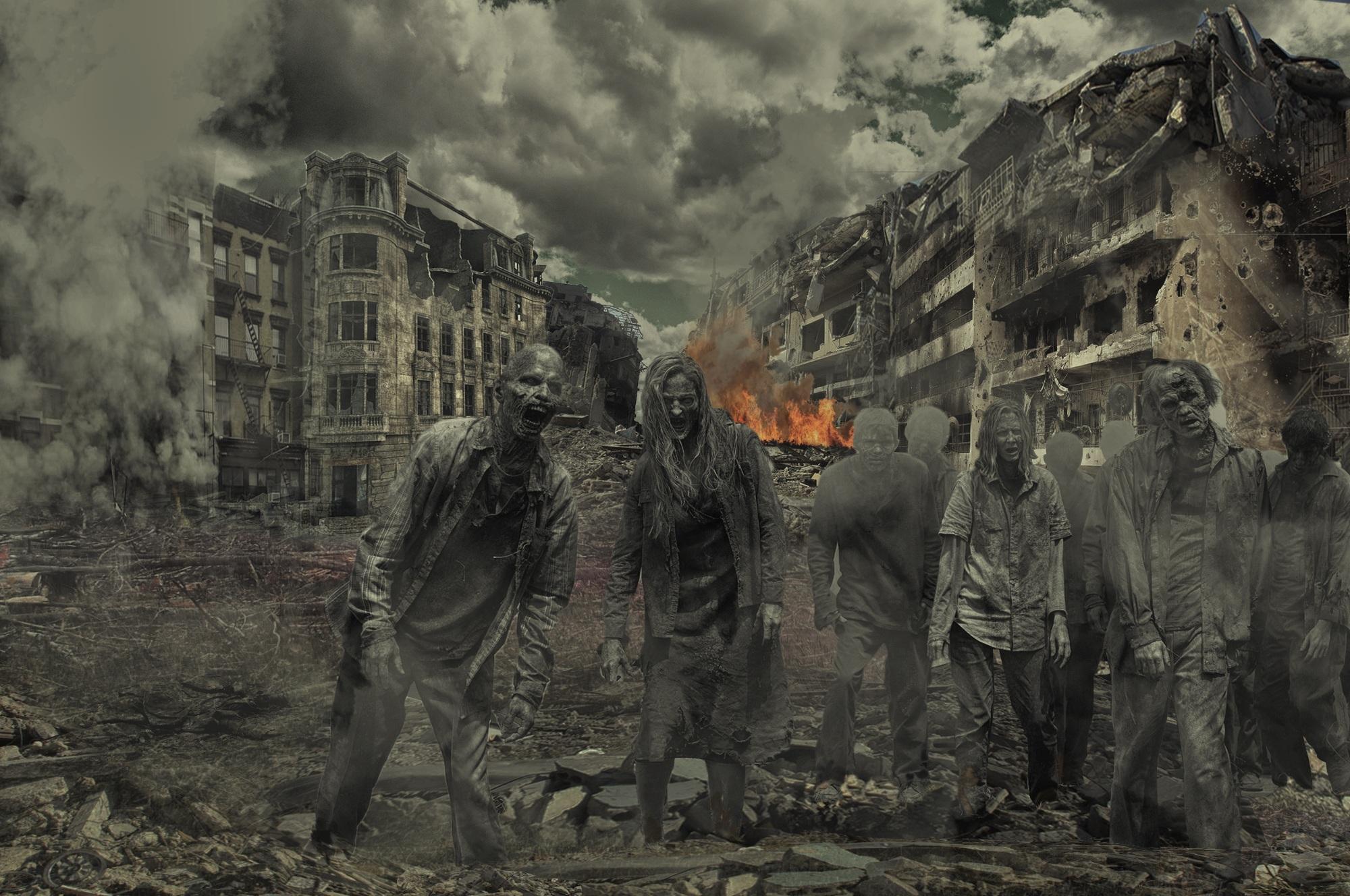 картинки города зомби апокалипсис для хотя красный пушистый