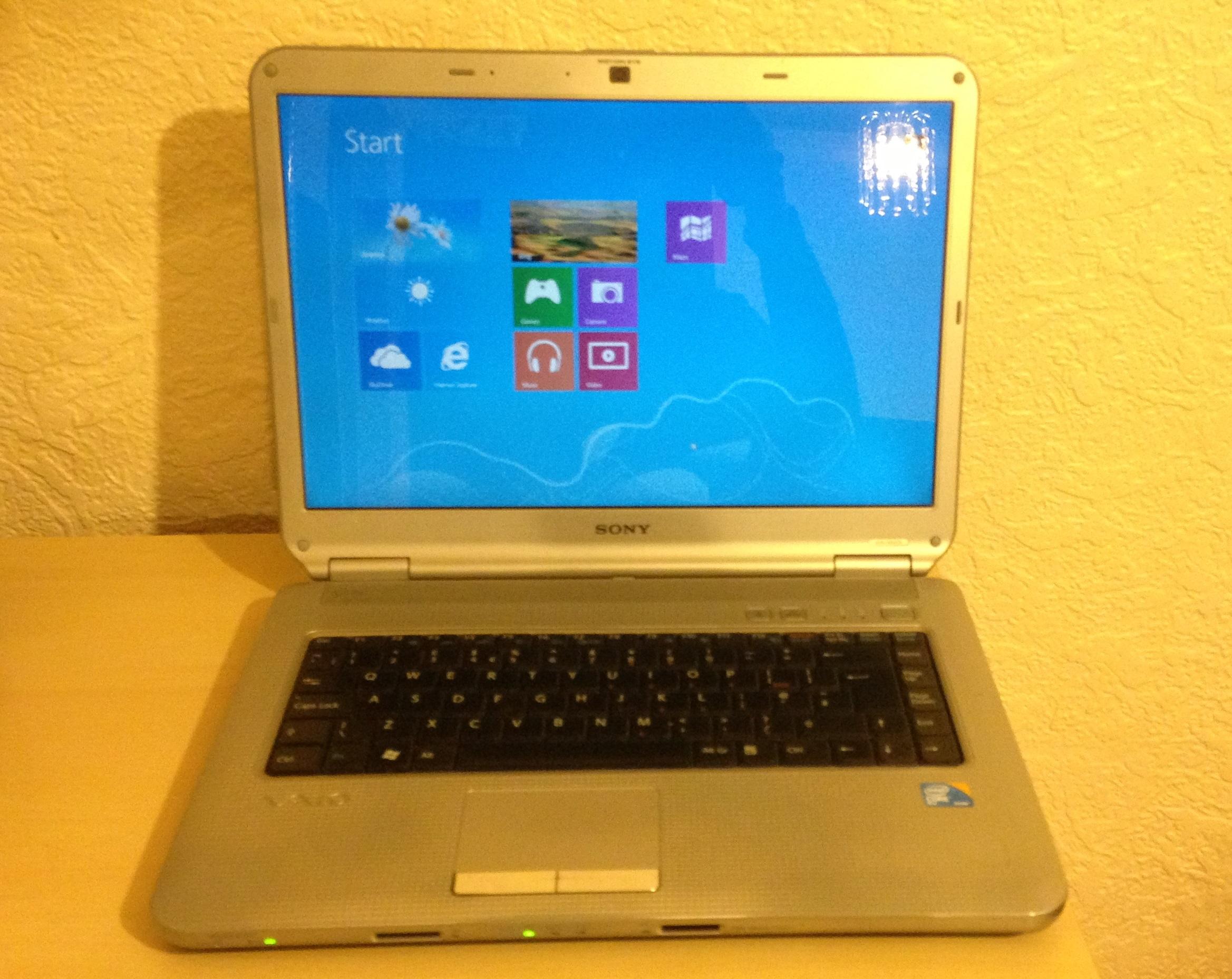 Gambar Sony Laptop Teknologi Netbook Peralatan Elektronik