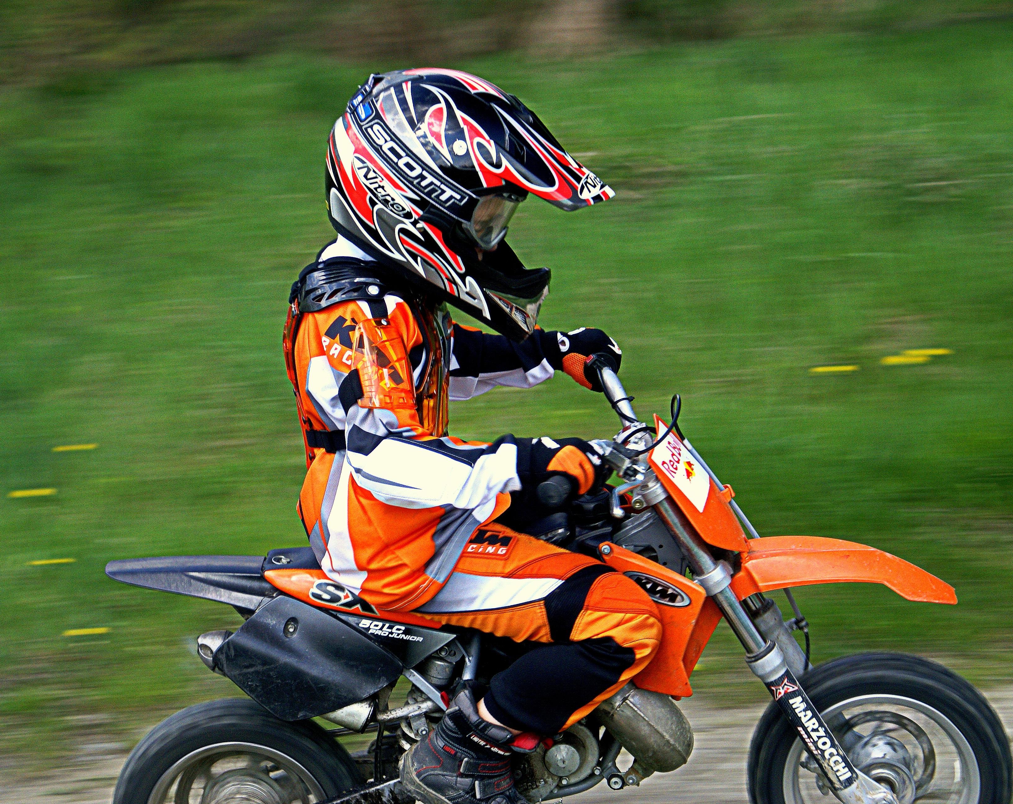 Motorrad Fahren Spielen