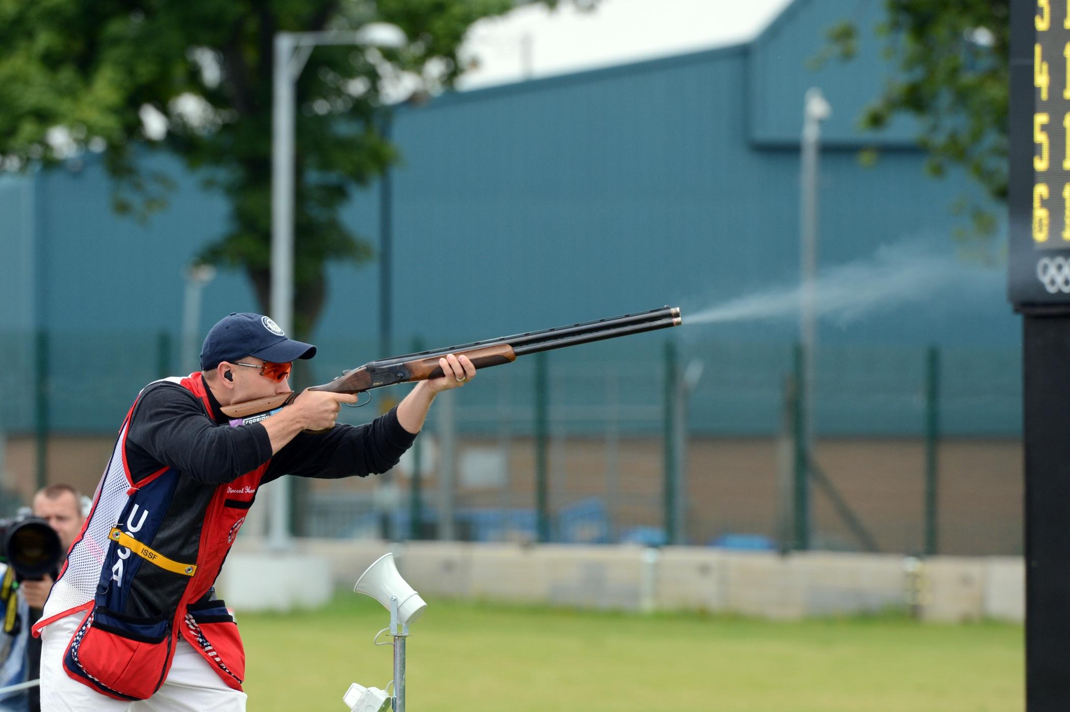 Стрелковый спорт фото