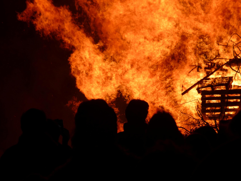 Kostenlose foto : Frühling, Flamme, Gelb, Explosion, brennen, heiß ...