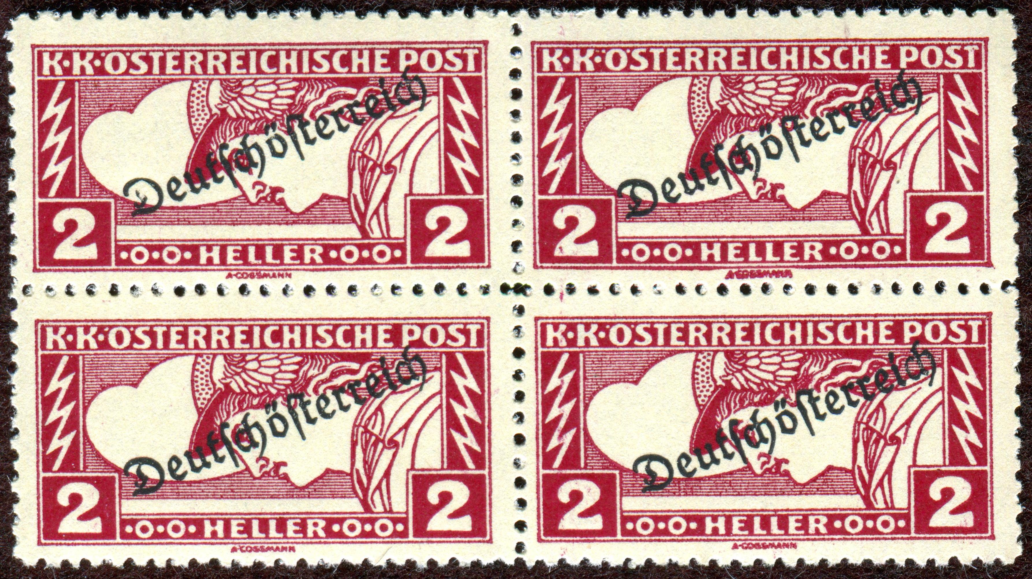 Bildet Stemple østerrike Valuta Tyskland Seddel Frimerke