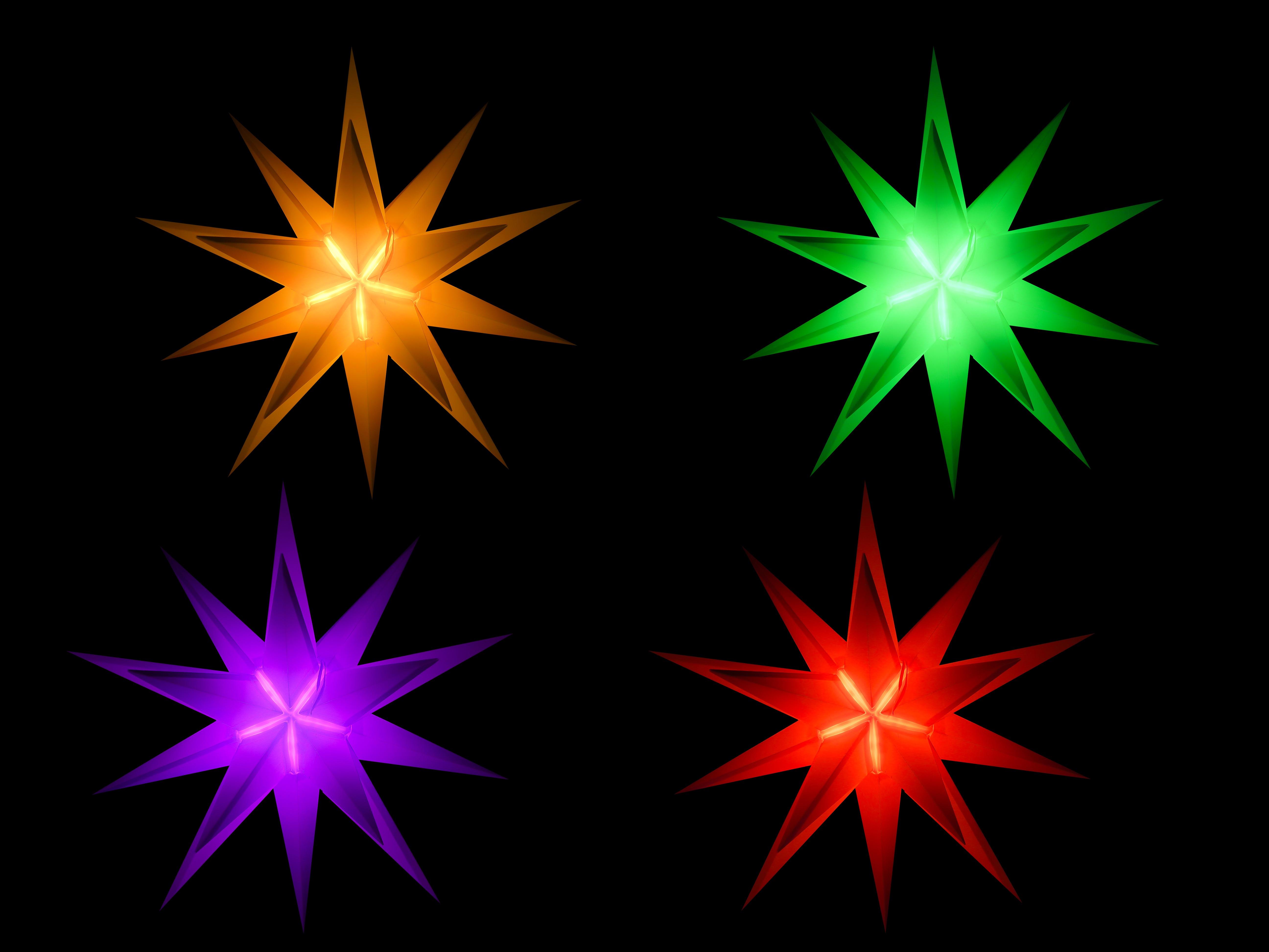 Hyggelig Bildet : stjerne, samling, juletre, løvtre, lønneblad, jul ZC-08