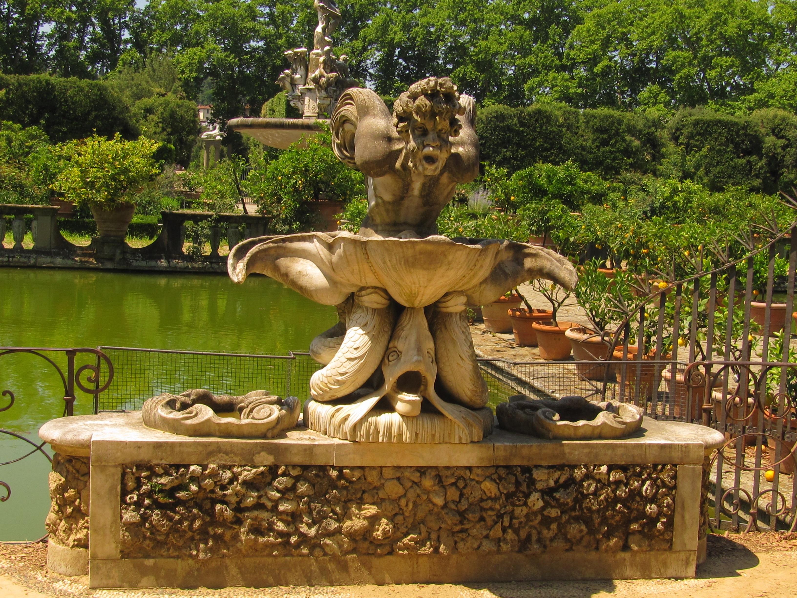 Fotos gratis estatua jardn escultura art tallado Florencia