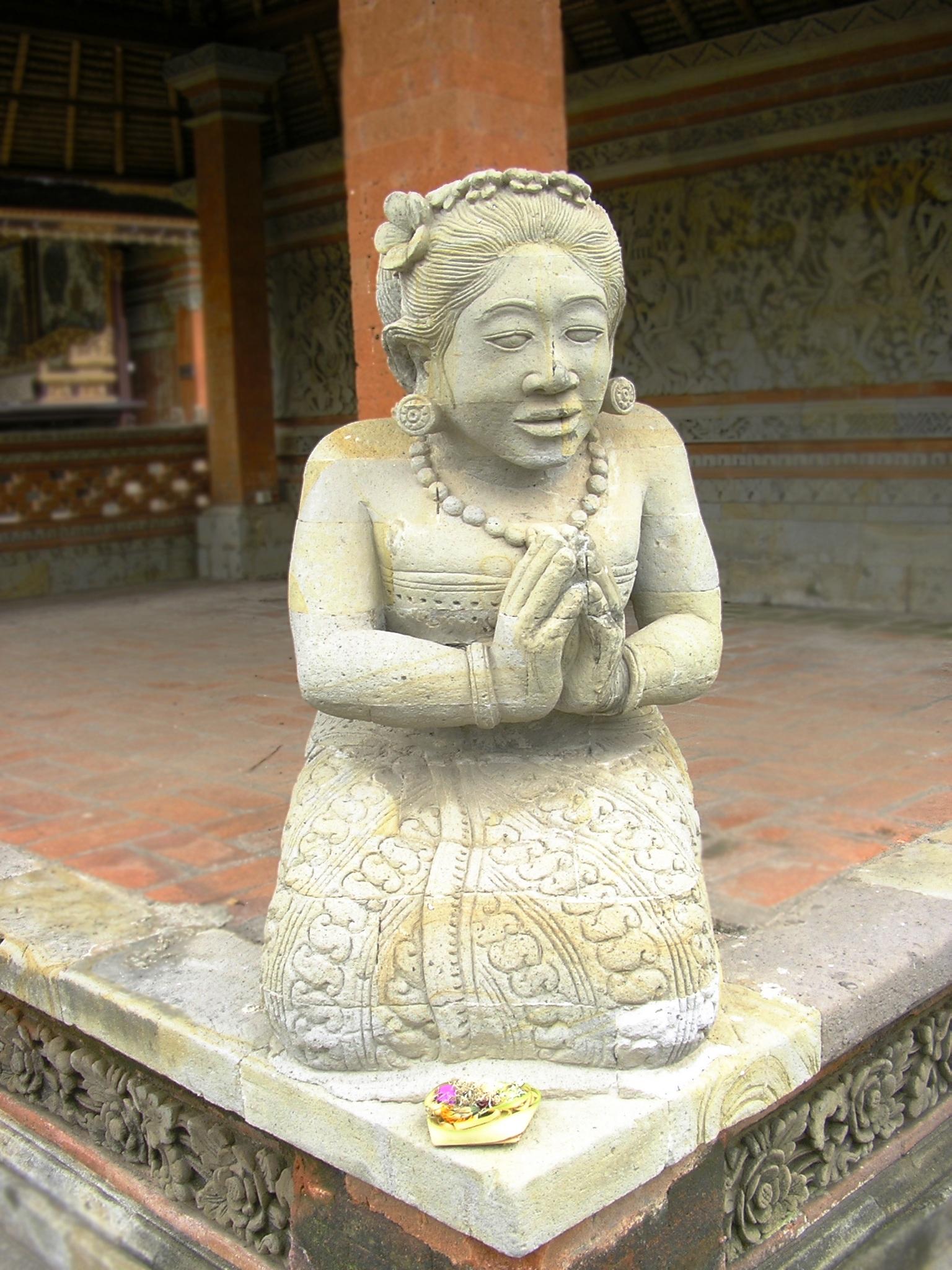 bella Buddha Figura Scultura Statua Arte Pietra