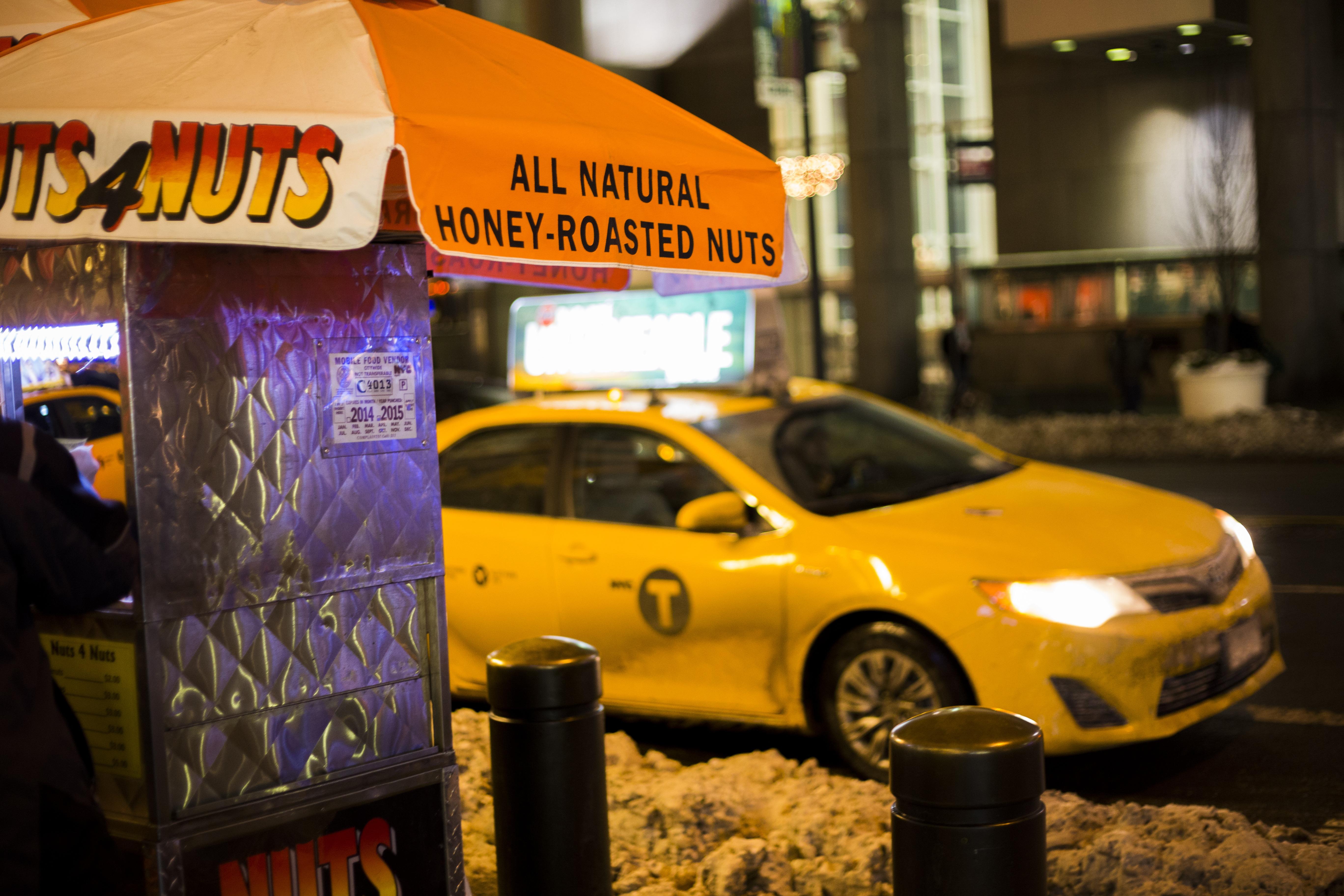Free Images Street Car Urban New York Taxi Transportation