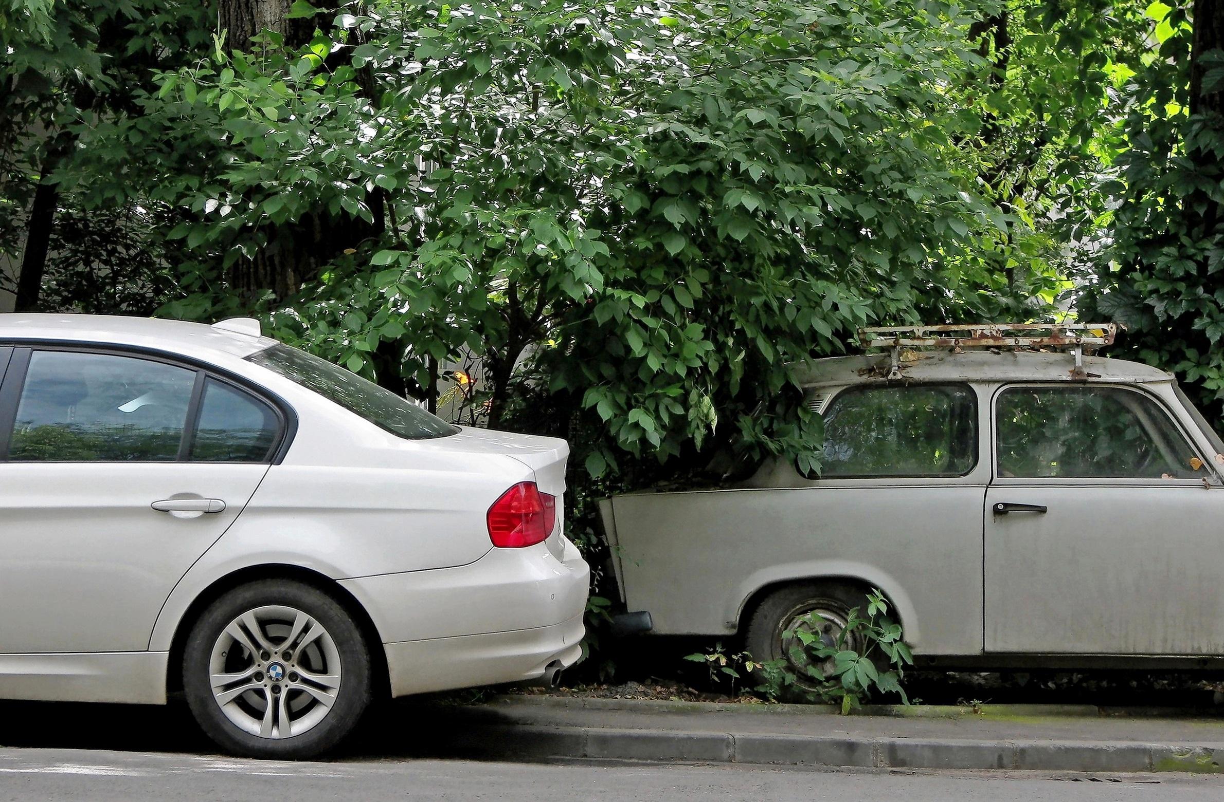 Kostenlose foto : Straße, Auto, Rad, Retro, alt, Parken, Stadt ...