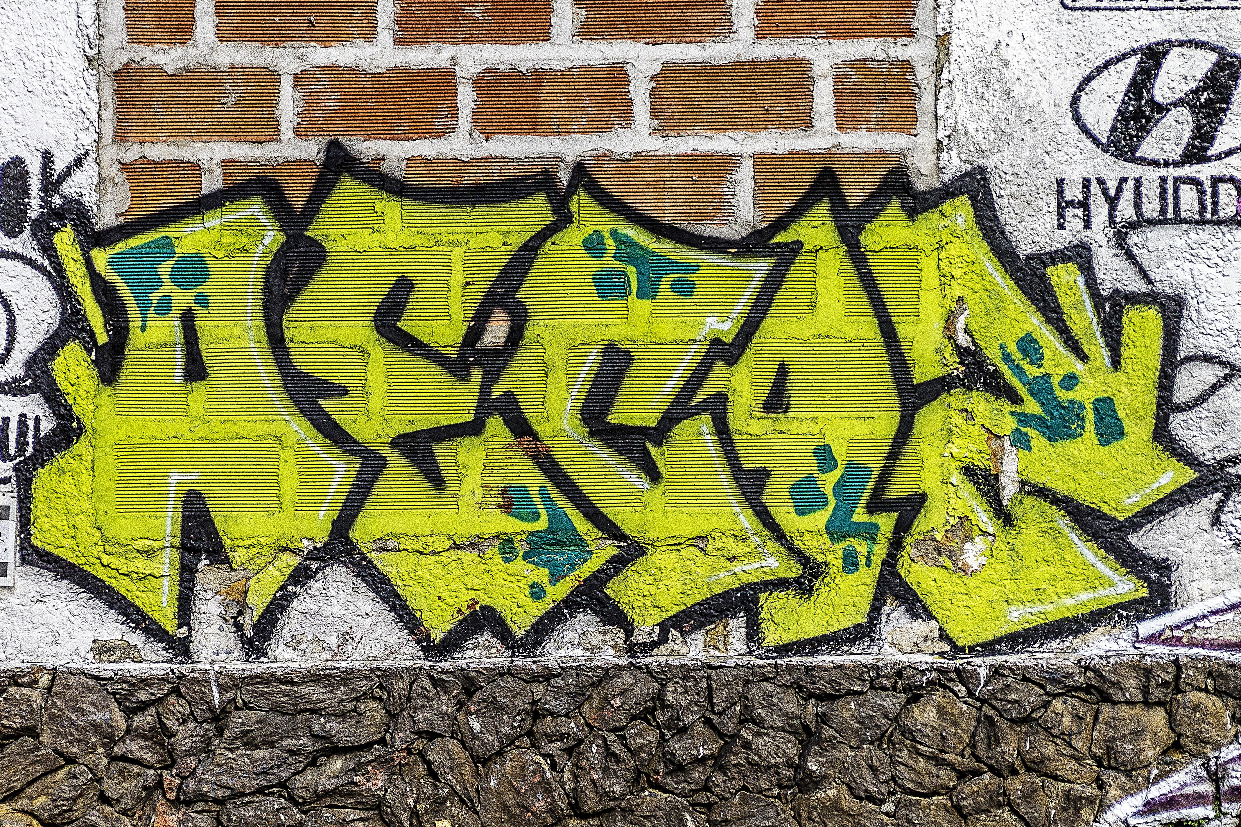 Free Images City Artistic Grunge Brick Wall Street Art
