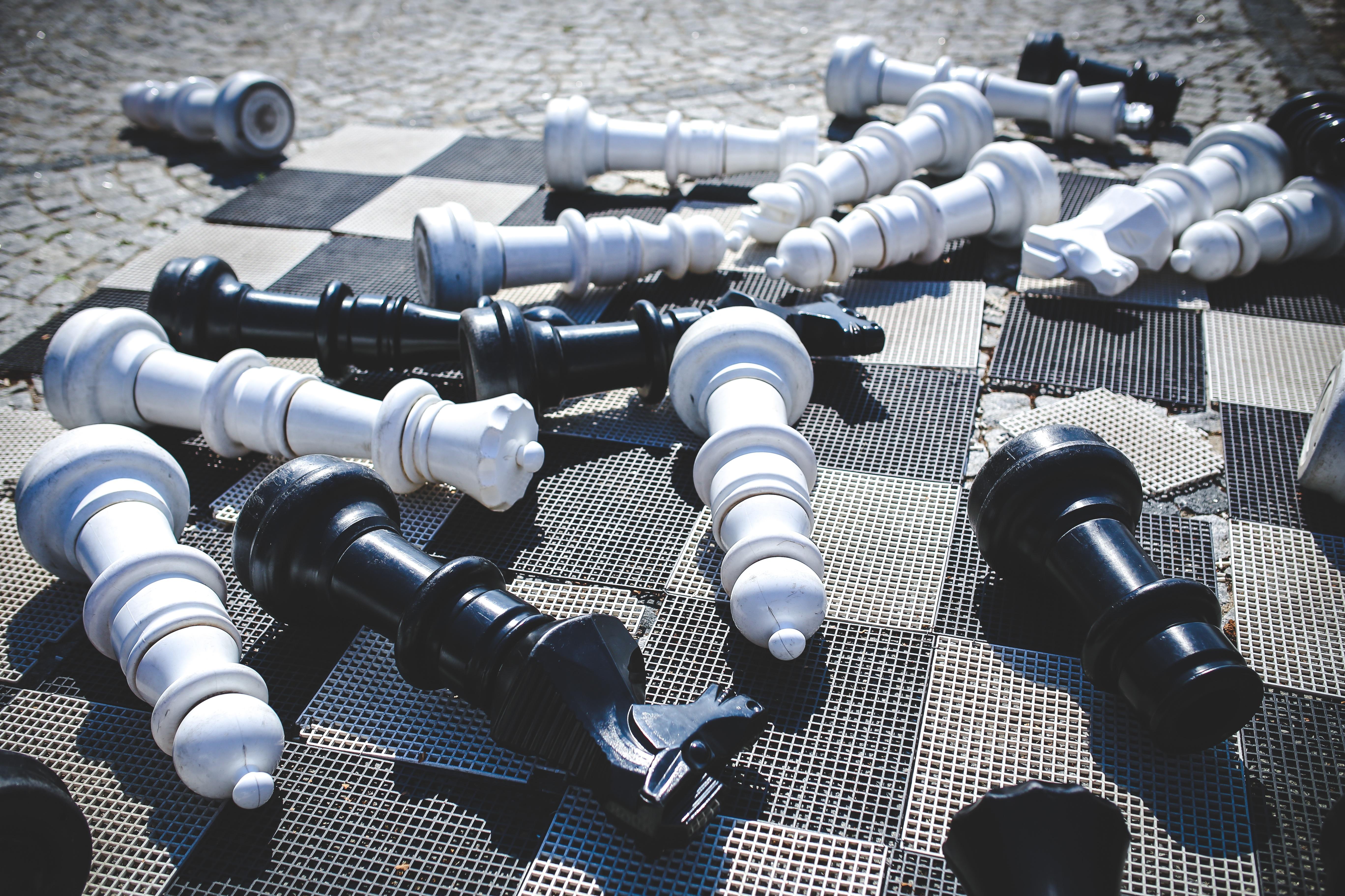 Free Images : street, game, vehicle, black white, chess