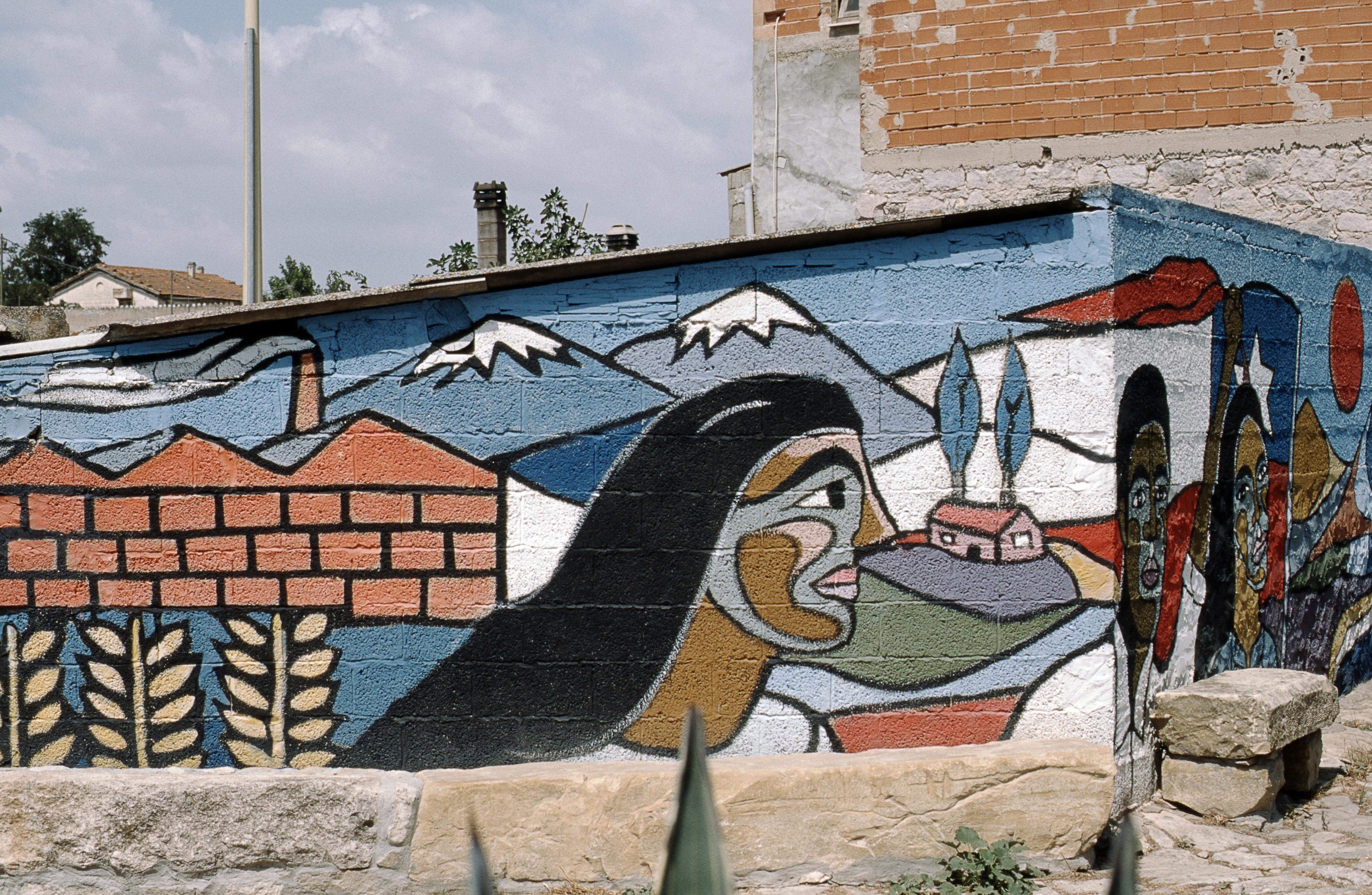 Fotoğraf Sokak Duvar Yazısı Sokak Sanatı Sanat Duvar Resimleri