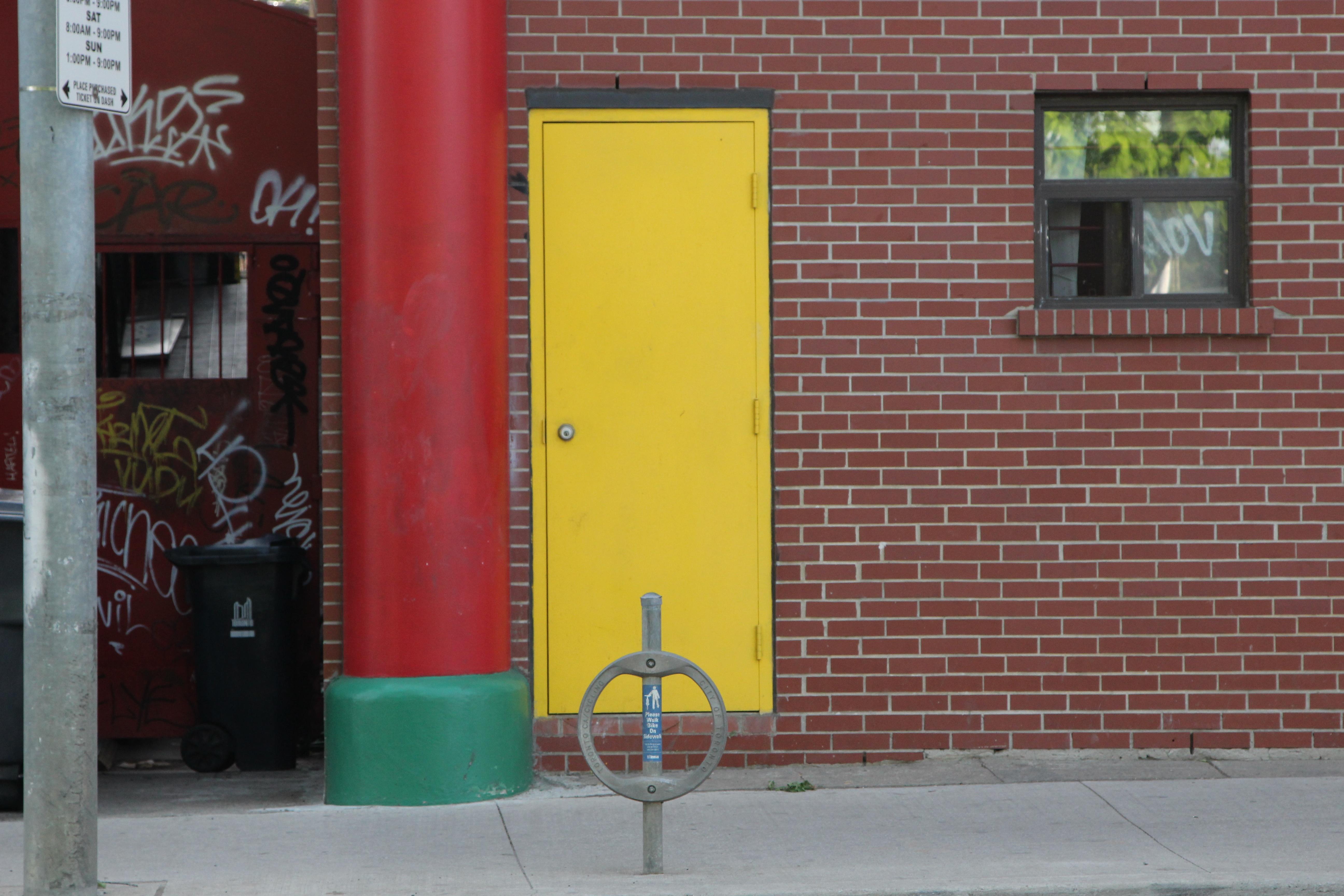 Free Images : street, wall, red, color, facade, door, interior ...