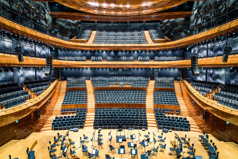 Structure Auditorium Chair Concert Audience Hall Opera House Stadium Theatre Arena Stage Sport Venue